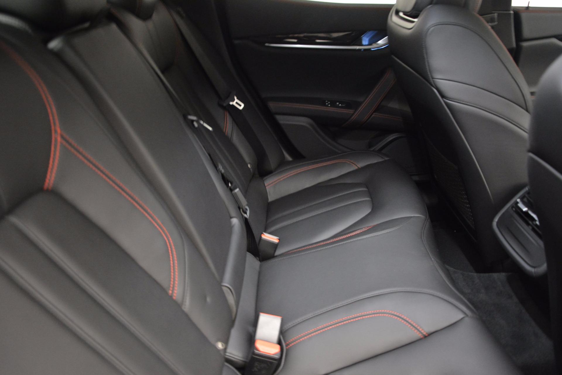 New 2017 Maserati Ghibli S Q4 For Sale In Greenwich, CT. Alfa Romeo of Greenwich, M1860 1114_p26