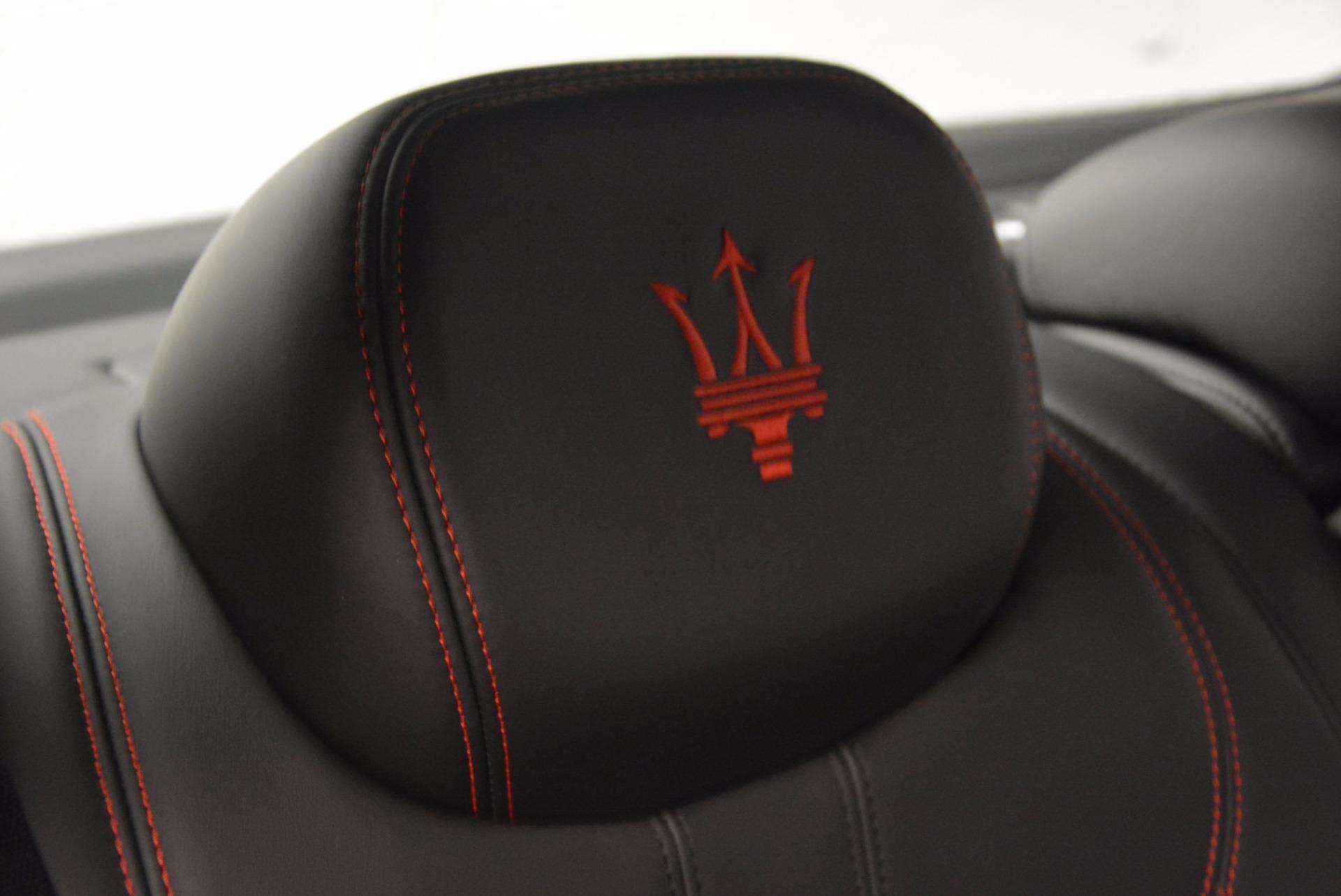New 2017 Maserati Ghibli S Q4 For Sale In Greenwich, CT. Alfa Romeo of Greenwich, M1860 1114_p28