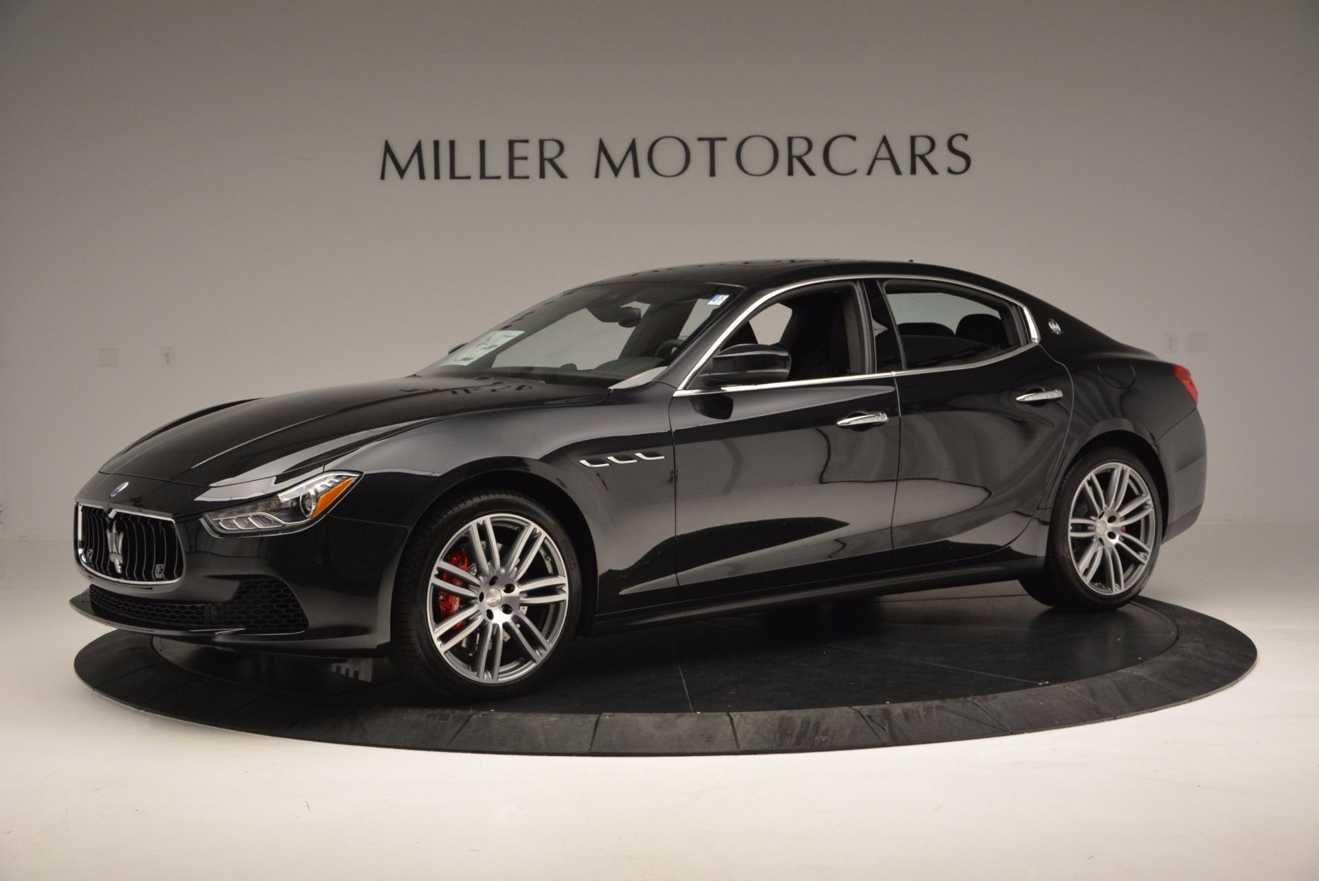 New 2017 Maserati Ghibli S Q4 For Sale In Greenwich, CT. Alfa Romeo of Greenwich, M1860 1114_p2