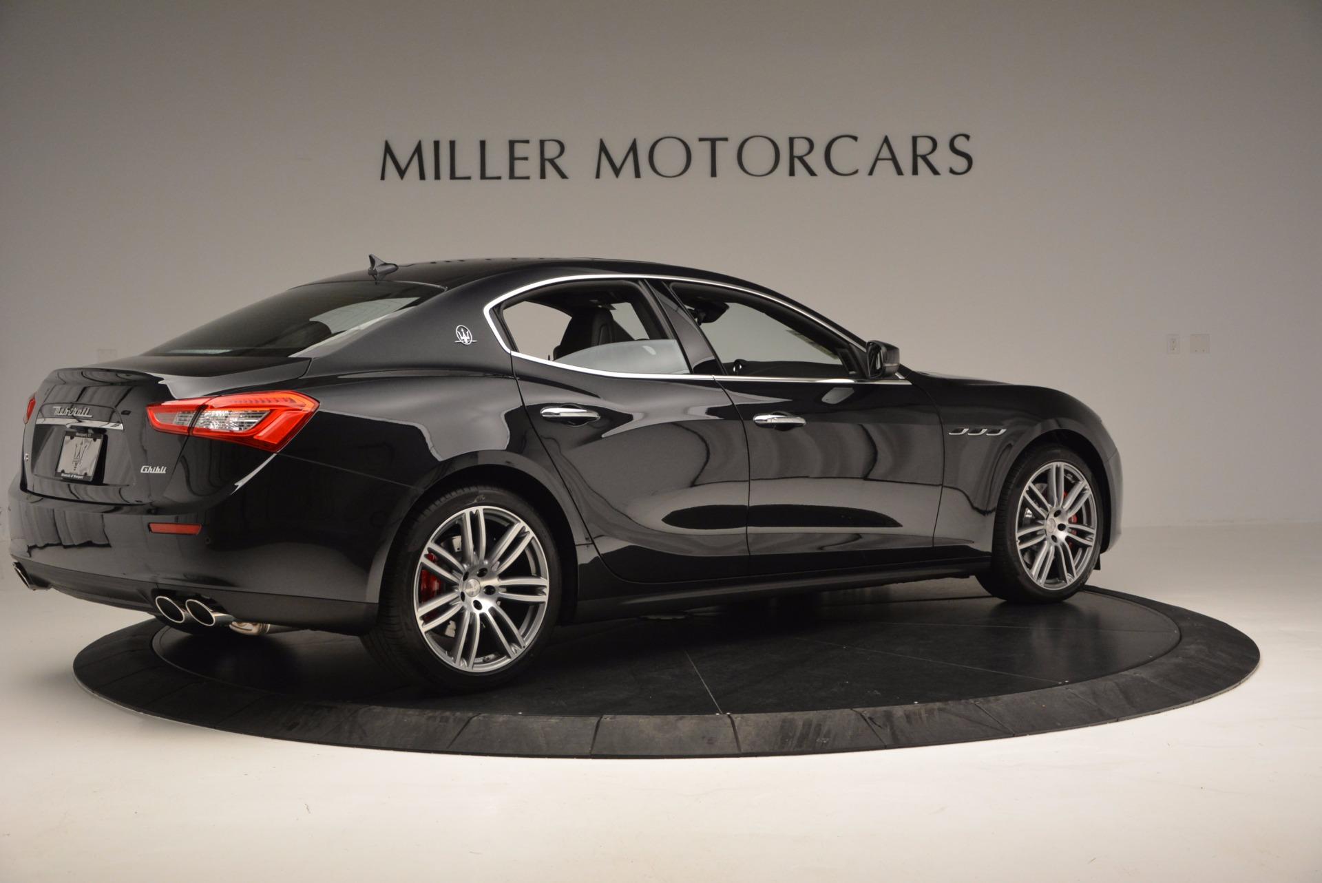 New 2017 Maserati Ghibli S Q4 For Sale In Greenwich, CT. Alfa Romeo of Greenwich, M1860 1114_p8