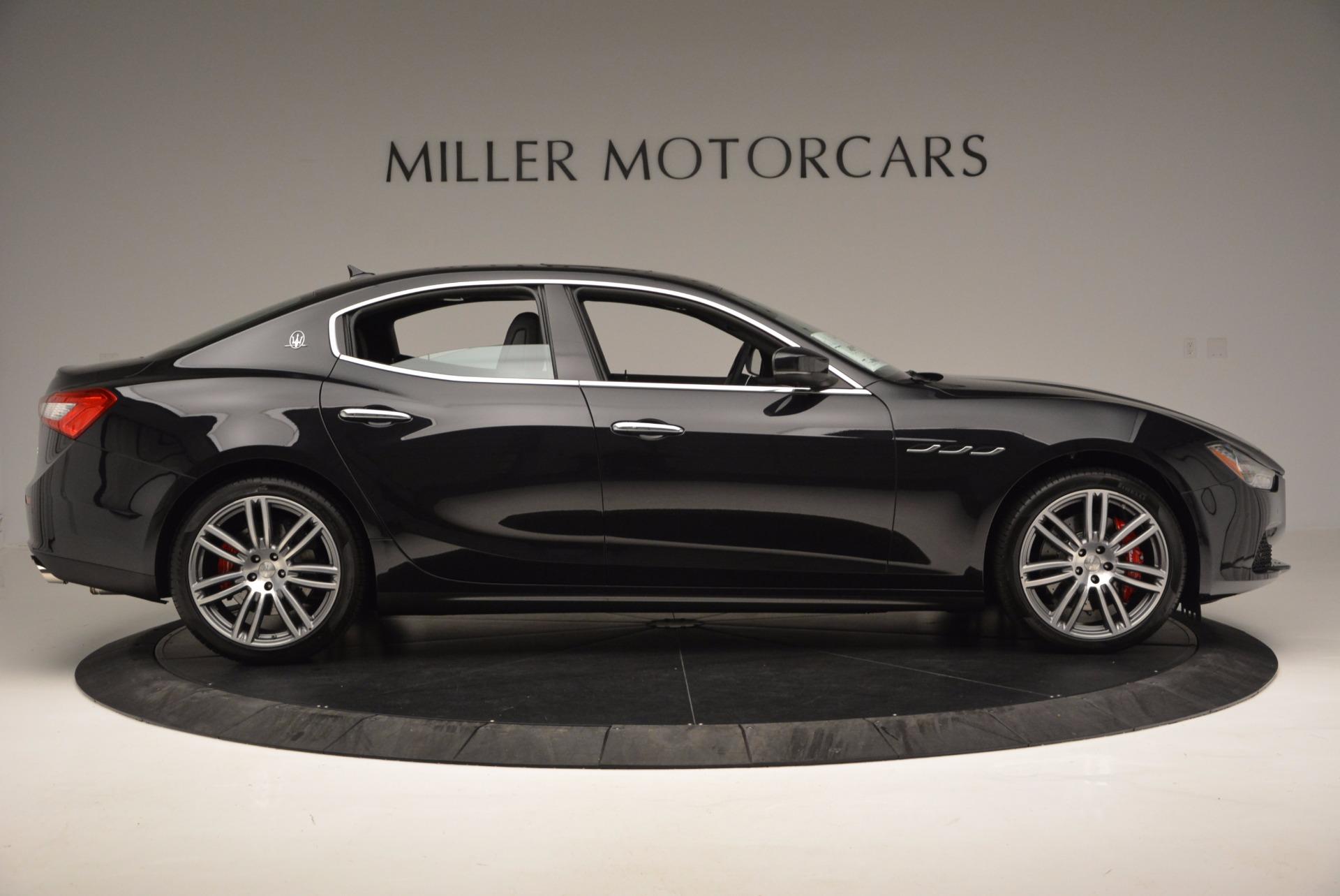 New 2017 Maserati Ghibli S Q4 For Sale In Greenwich, CT. Alfa Romeo of Greenwich, M1860 1114_p9