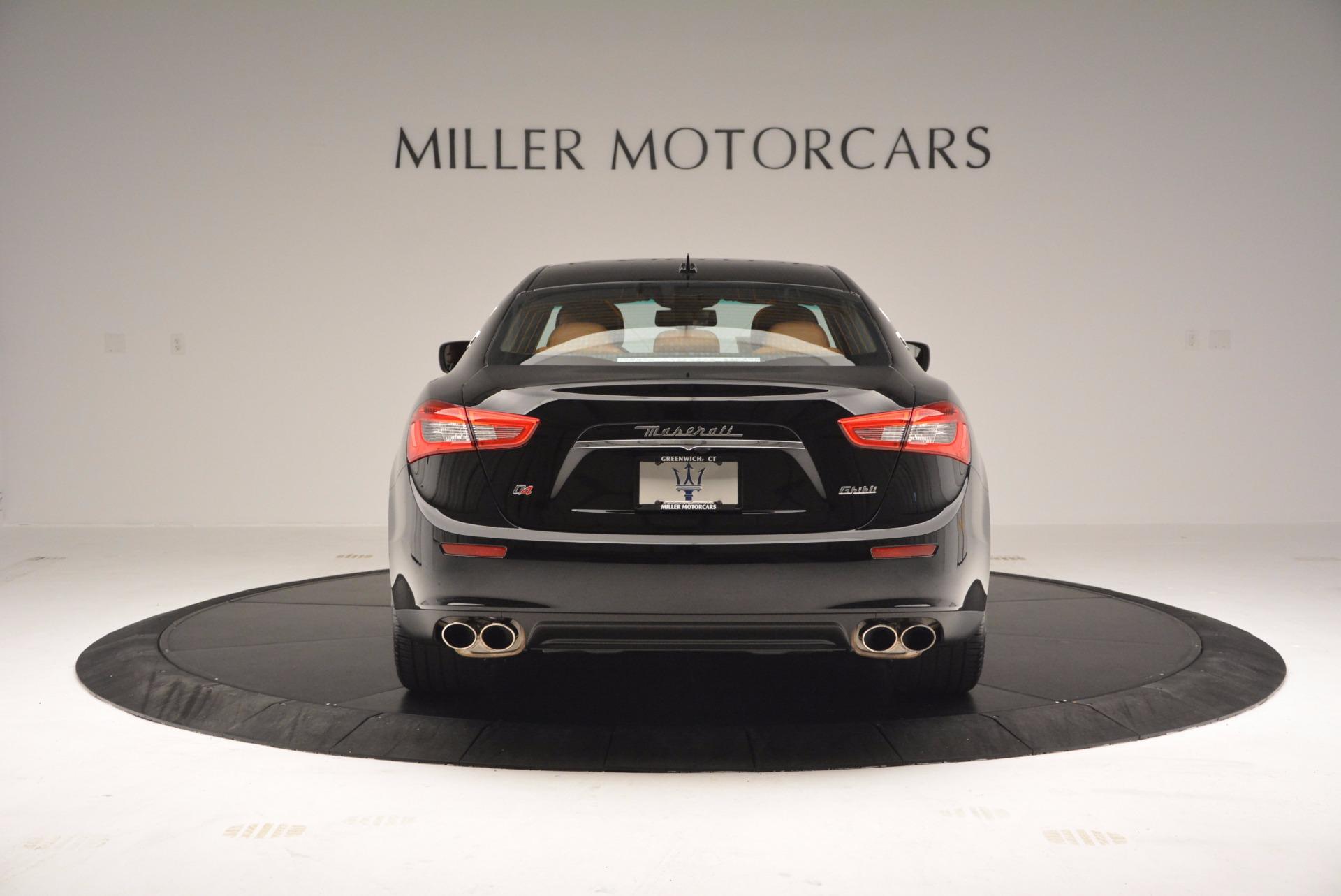 New 2017 Maserati Ghibli S Q4 EX-LOANER For Sale In Greenwich, CT. Alfa Romeo of Greenwich, M1859 1115_p6