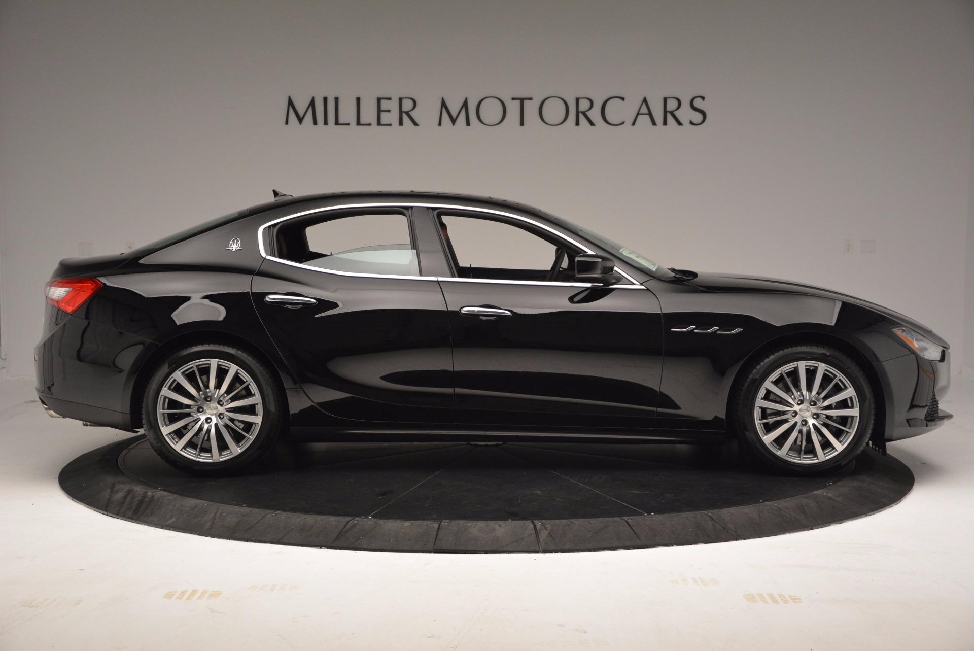 New 2017 Maserati Ghibli S Q4 EX-Loaner For Sale In Greenwich, CT. Alfa Romeo of Greenwich, M1850 1116_p9