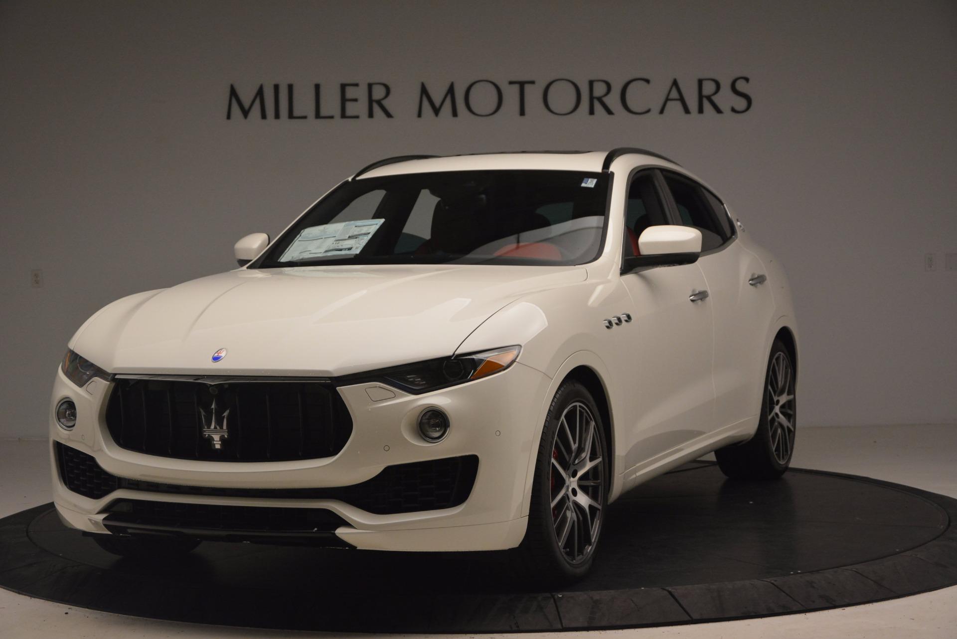 New 2017 Maserati Levante S For Sale In Greenwich, CT. Alfa Romeo of Greenwich, M1851 1117_main