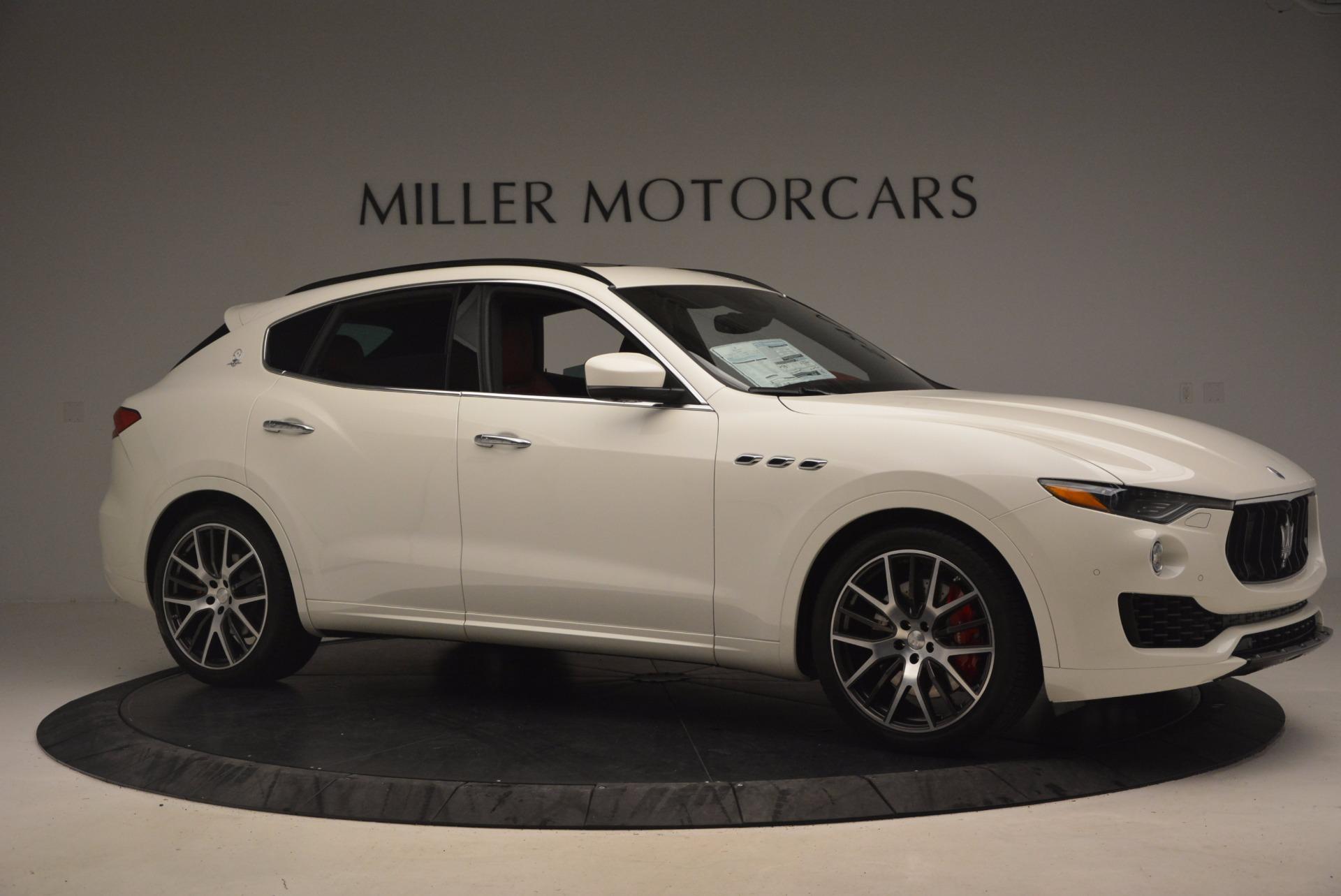 New 2017 Maserati Levante S For Sale In Greenwich, CT. Alfa Romeo of Greenwich, M1851 1117_p10