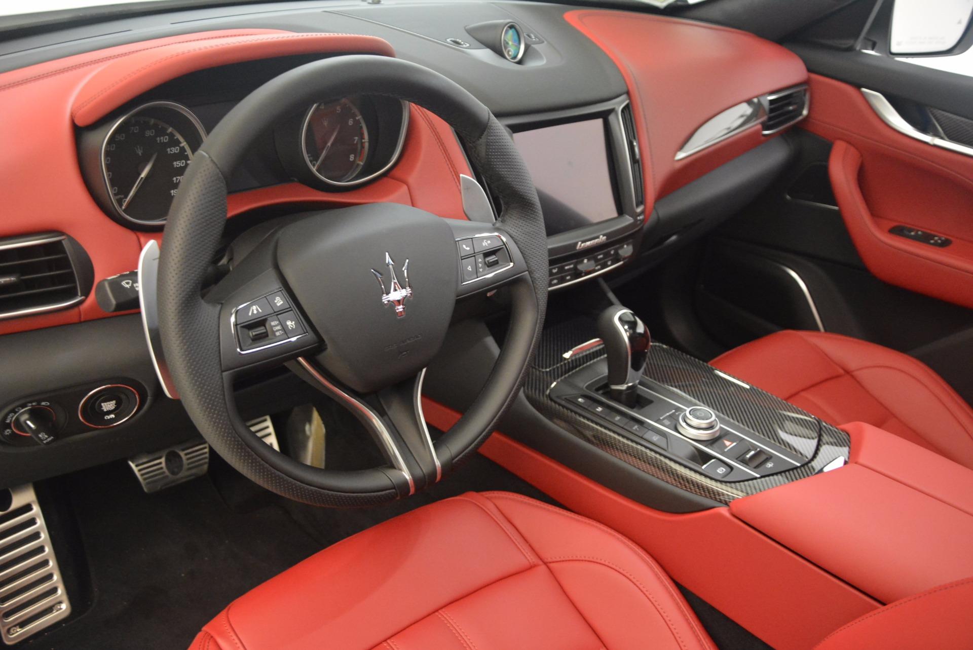 New 2017 Maserati Levante S For Sale In Greenwich, CT. Alfa Romeo of Greenwich, M1851 1117_p16