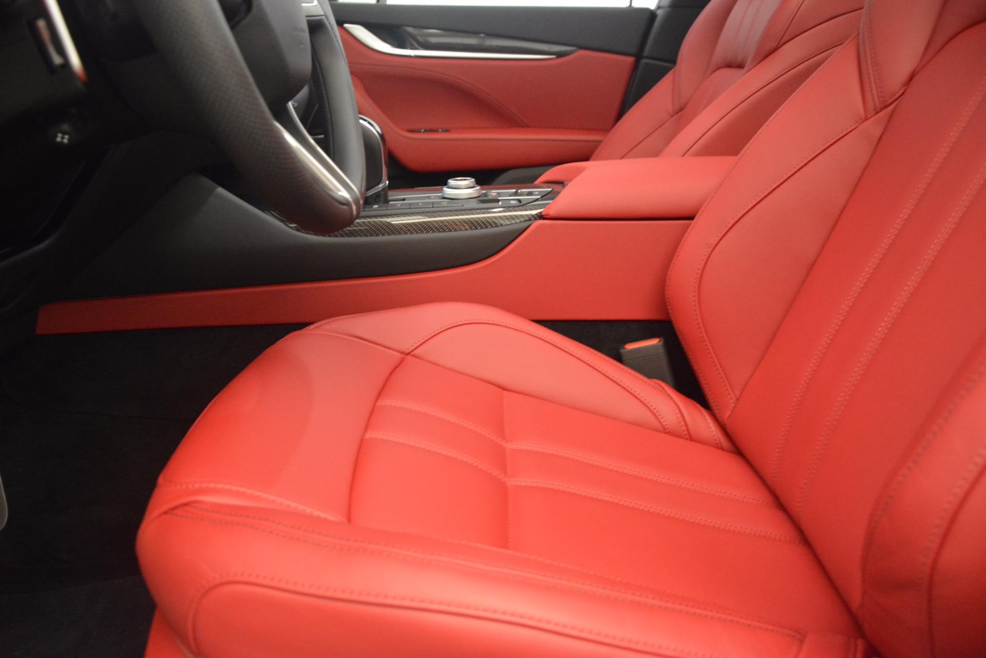 New 2017 Maserati Levante S For Sale In Greenwich, CT. Alfa Romeo of Greenwich, M1851 1117_p17