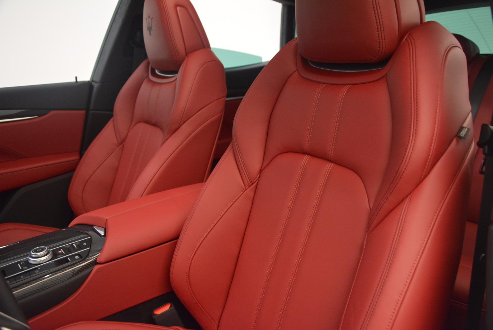 New 2017 Maserati Levante S For Sale In Greenwich, CT. Alfa Romeo of Greenwich, M1851 1117_p18