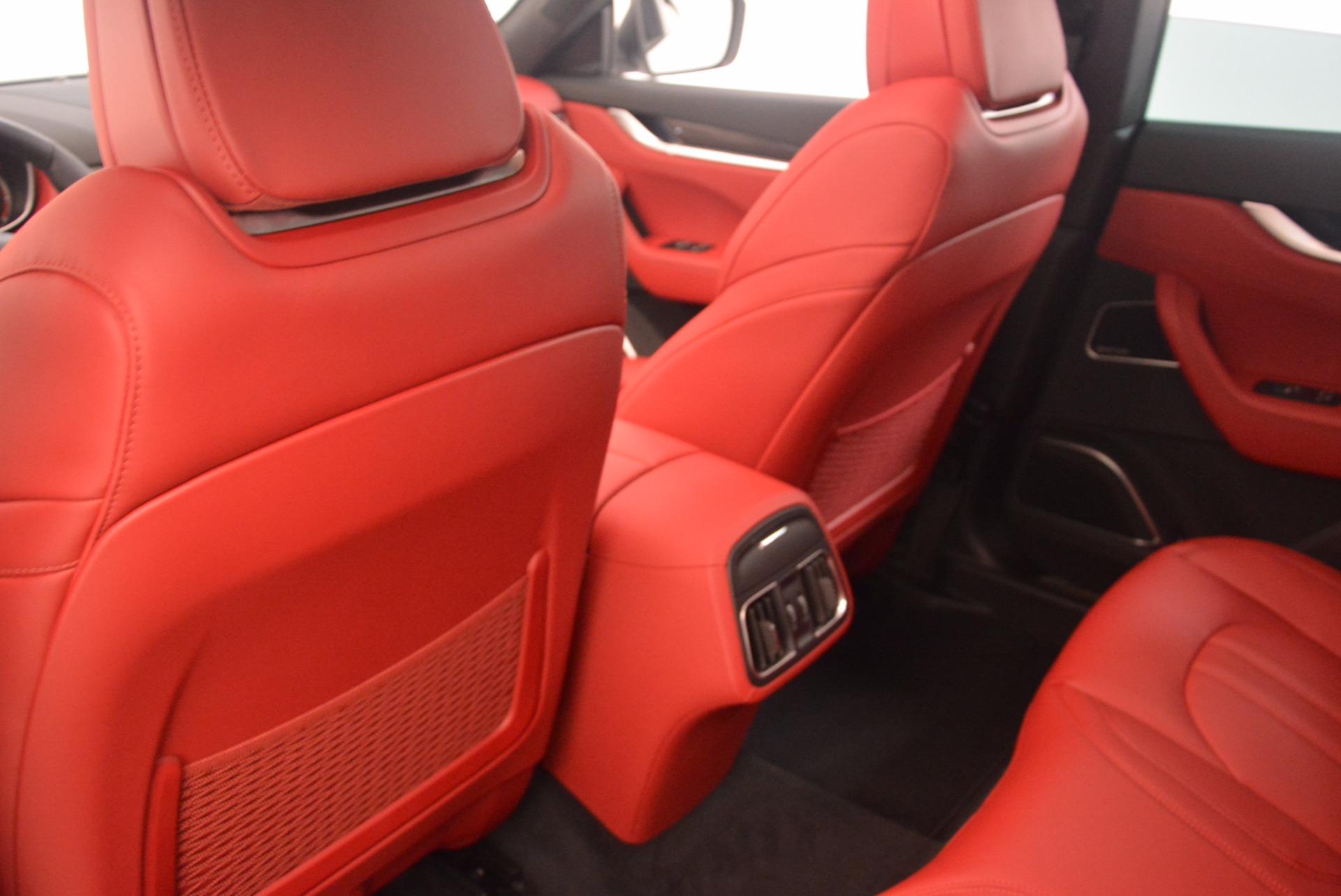 New 2017 Maserati Levante S For Sale In Greenwich, CT. Alfa Romeo of Greenwich, M1851 1117_p21