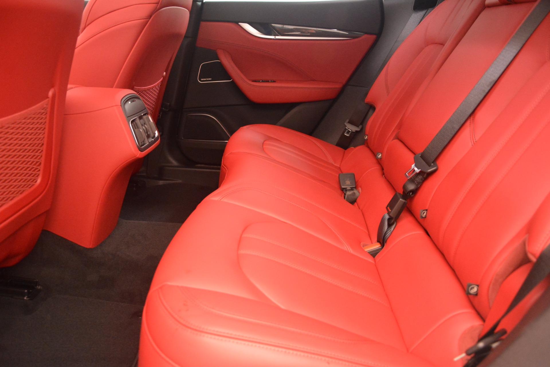 New 2017 Maserati Levante S For Sale In Greenwich, CT. Alfa Romeo of Greenwich, M1851 1117_p22