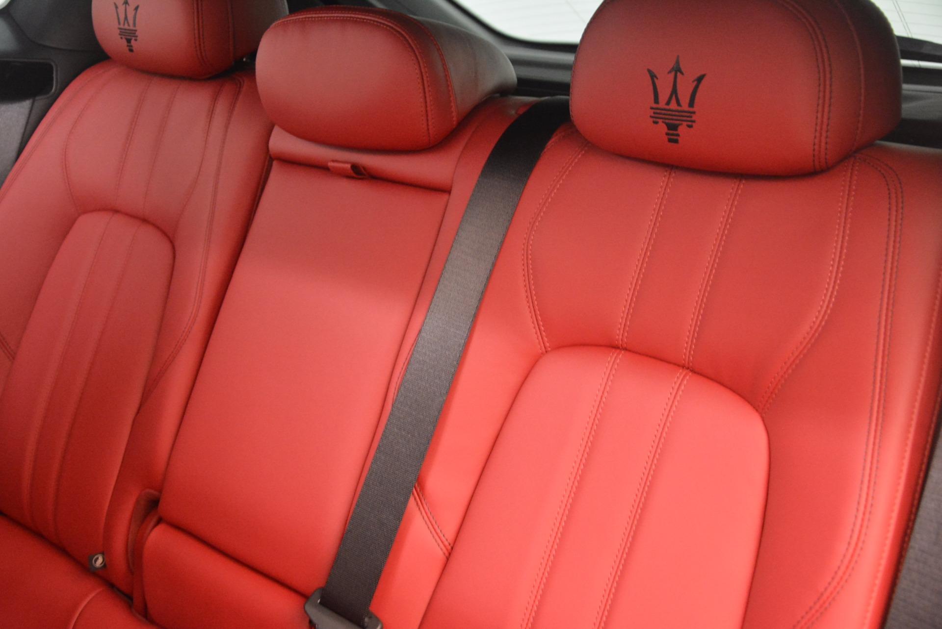 New 2017 Maserati Levante S For Sale In Greenwich, CT. Alfa Romeo of Greenwich, M1851 1117_p23