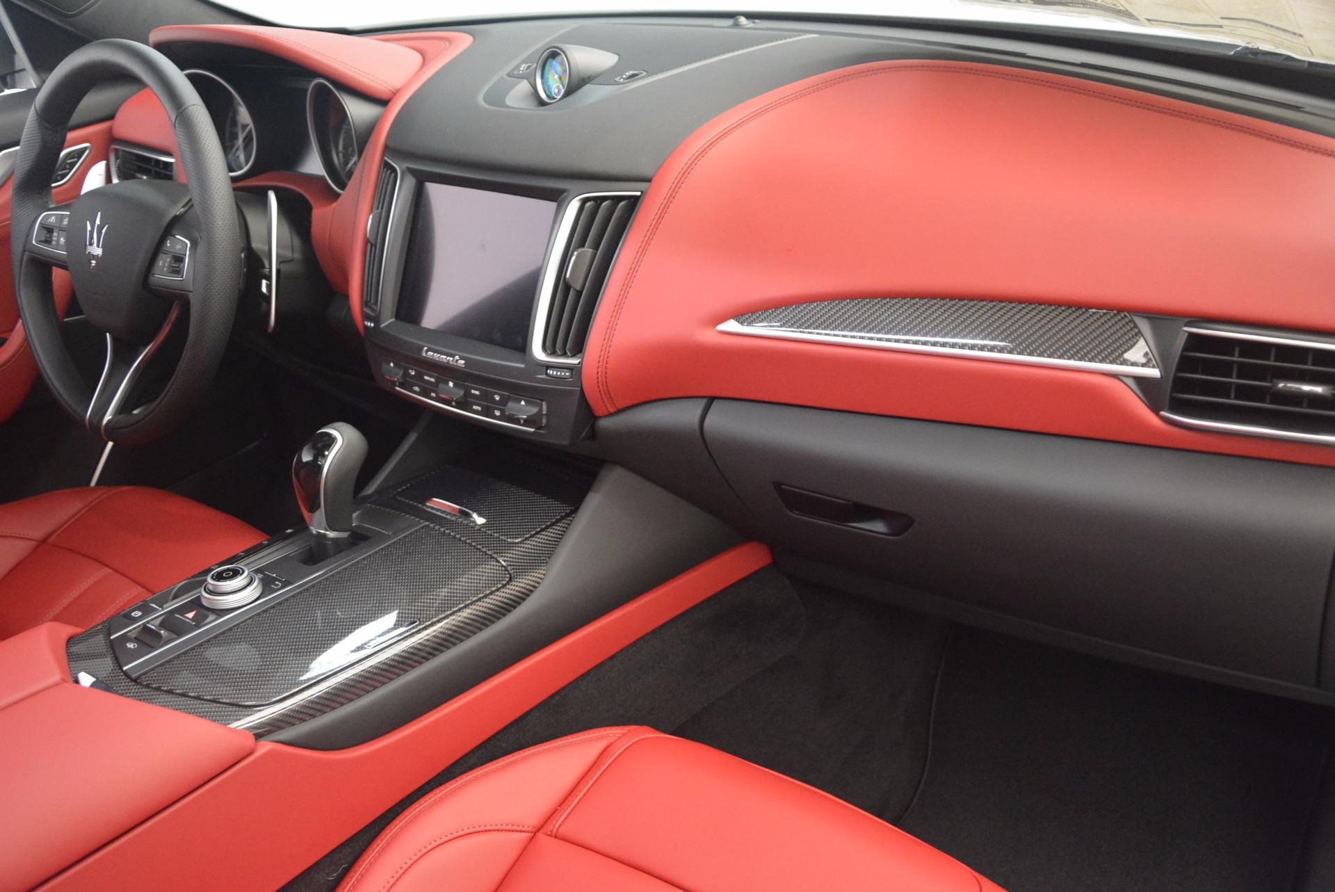New 2017 Maserati Levante S For Sale In Greenwich, CT. Alfa Romeo of Greenwich, M1851 1117_p24
