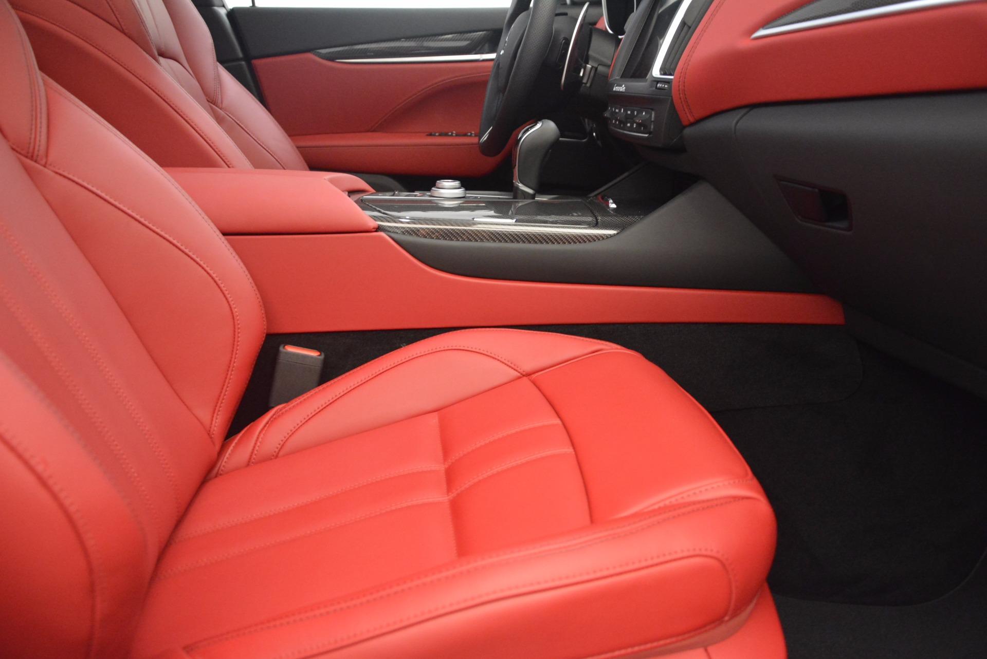 New 2017 Maserati Levante S For Sale In Greenwich, CT. Alfa Romeo of Greenwich, M1851 1117_p25