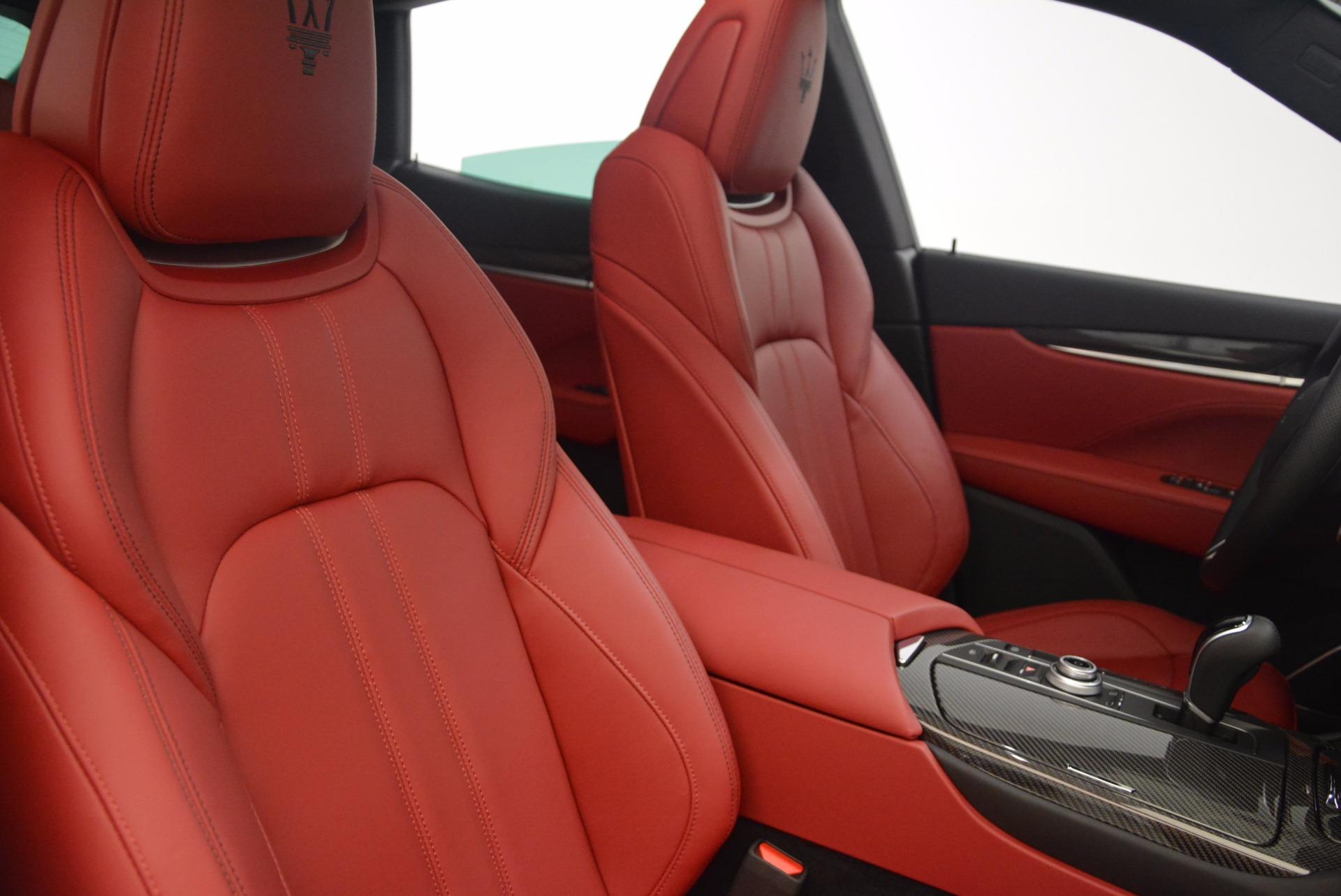 New 2017 Maserati Levante S For Sale In Greenwich, CT. Alfa Romeo of Greenwich, M1851 1117_p26