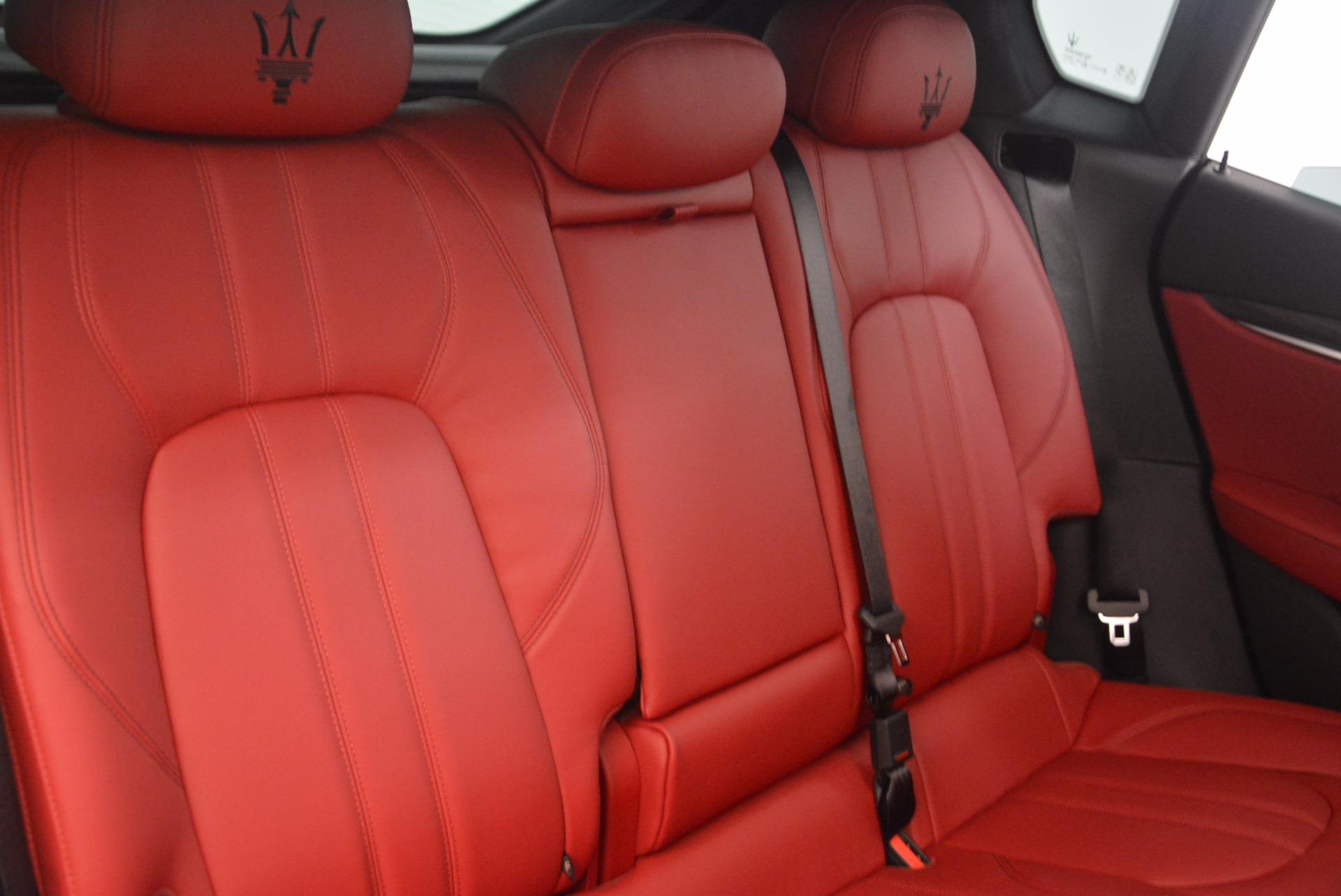 New 2017 Maserati Levante S For Sale In Greenwich, CT. Alfa Romeo of Greenwich, M1851 1117_p29