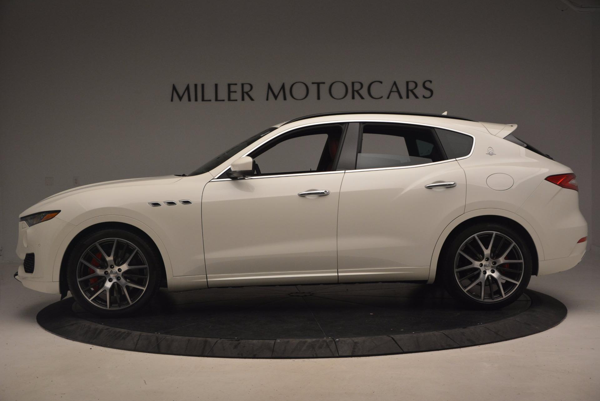 New 2017 Maserati Levante S For Sale In Greenwich, CT. Alfa Romeo of Greenwich, M1851 1117_p3