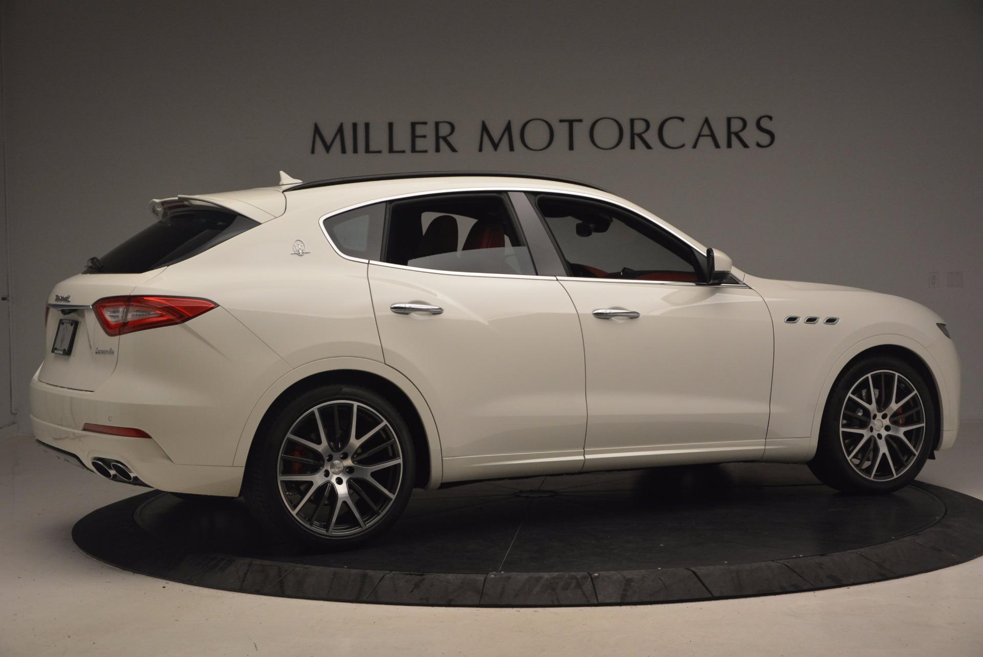 New 2017 Maserati Levante S For Sale In Greenwich, CT. Alfa Romeo of Greenwich, M1851 1117_p8