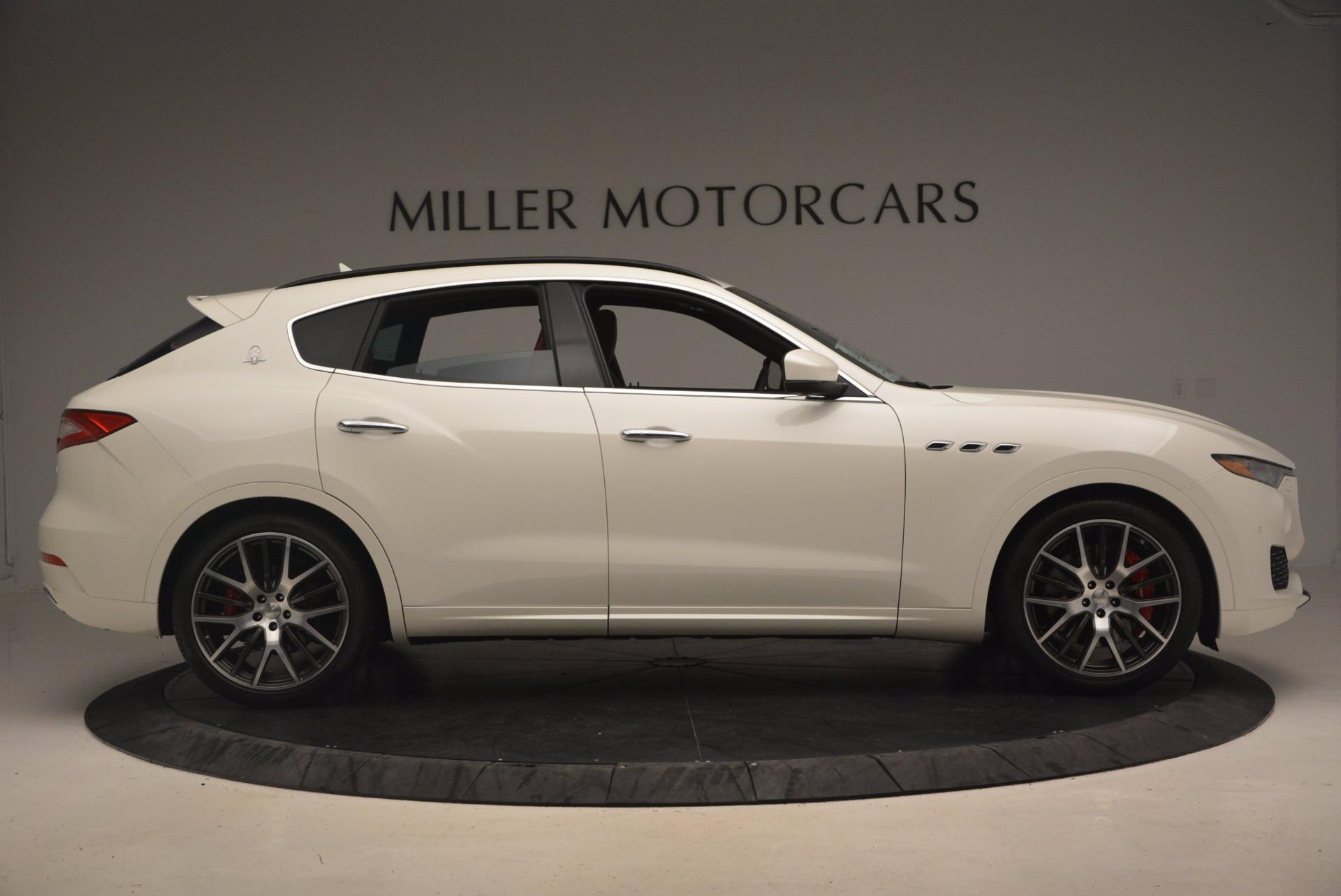 New 2017 Maserati Levante S For Sale In Greenwich, CT. Alfa Romeo of Greenwich, M1851 1117_p9