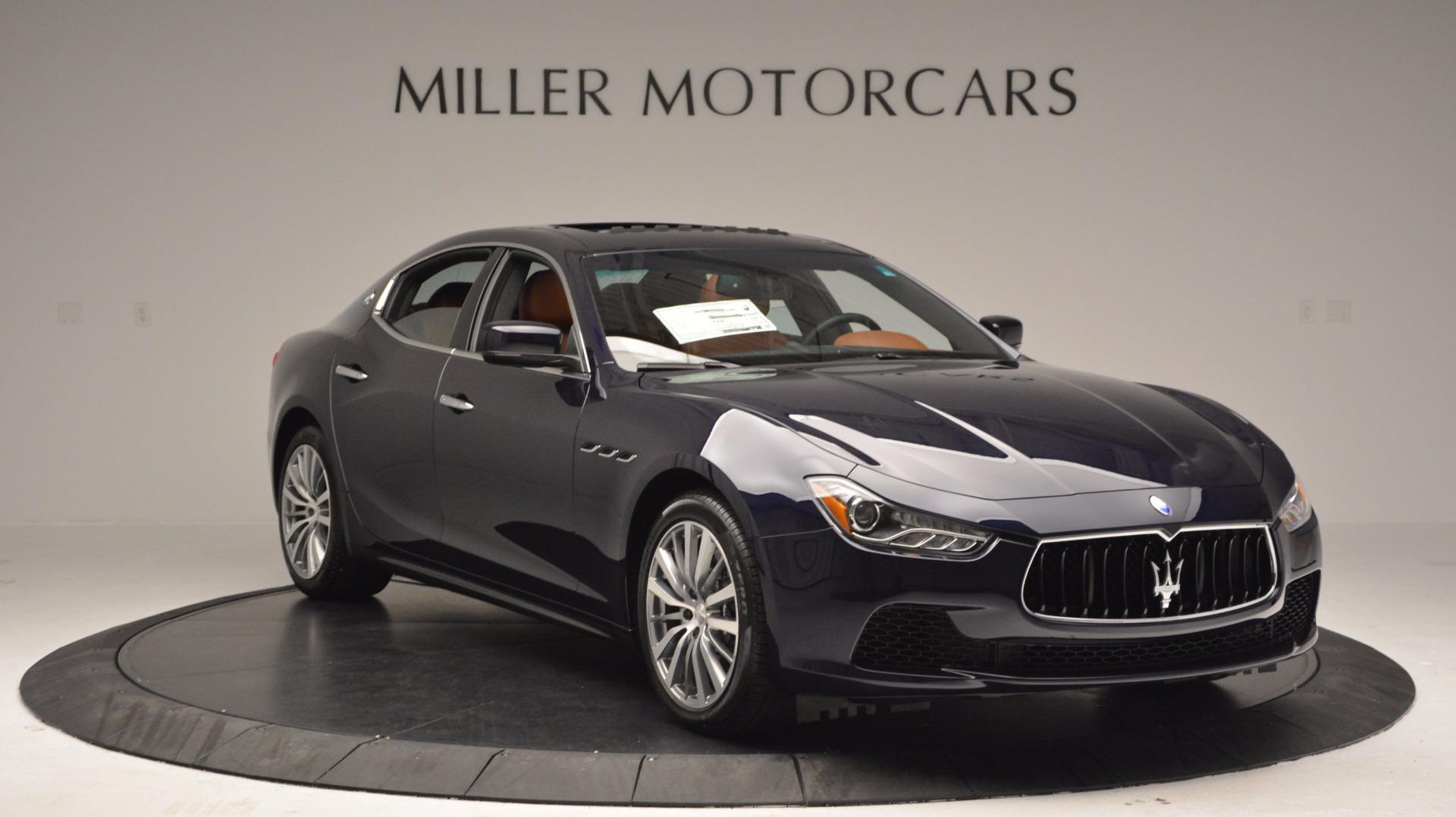 New 2017 Maserati Ghibli S Q4 For Sale In Greenwich, CT. Alfa Romeo of Greenwich, M1854 1119_p11