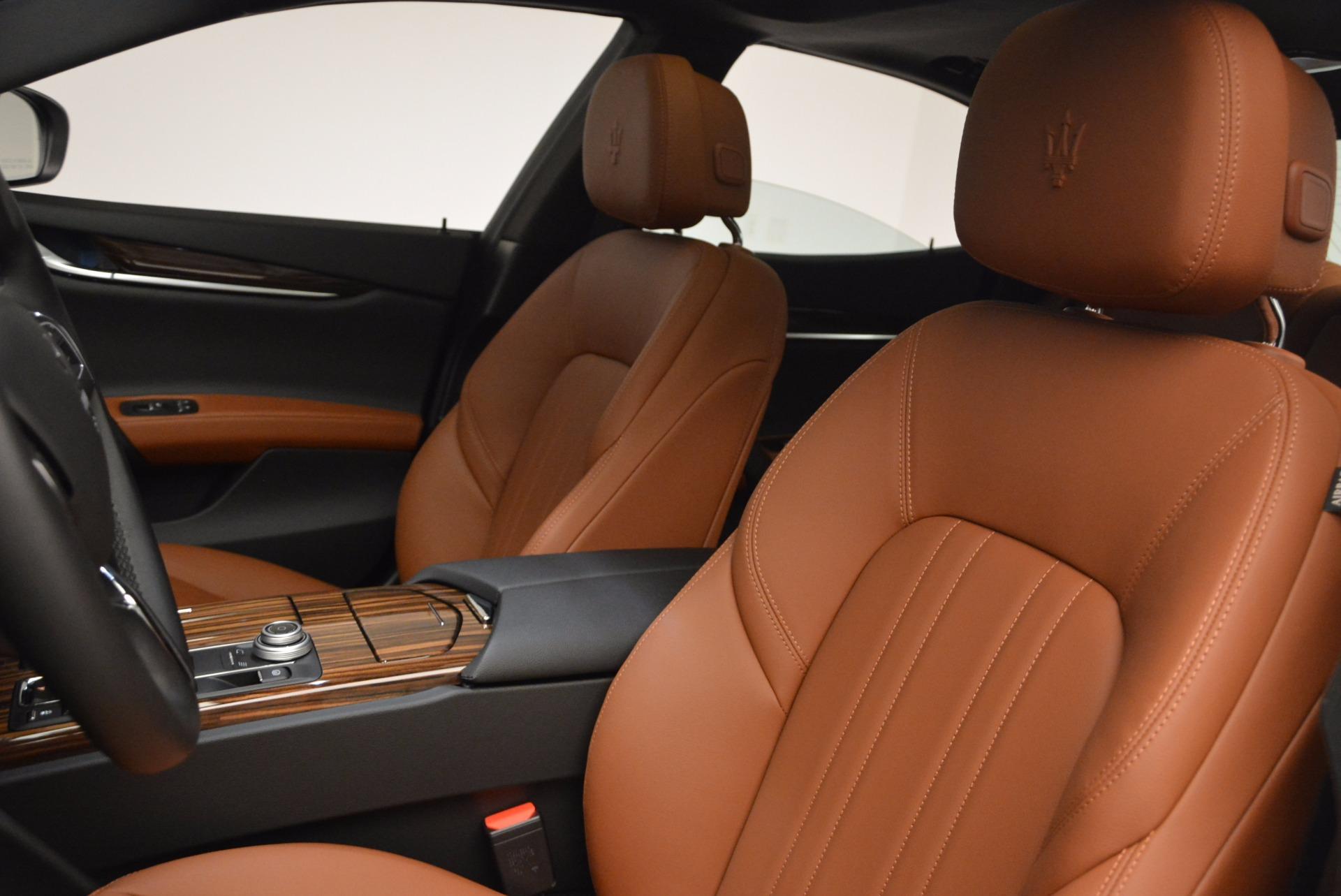 New 2017 Maserati Ghibli S Q4 For Sale In Greenwich, CT. Alfa Romeo of Greenwich, M1854 1119_p17