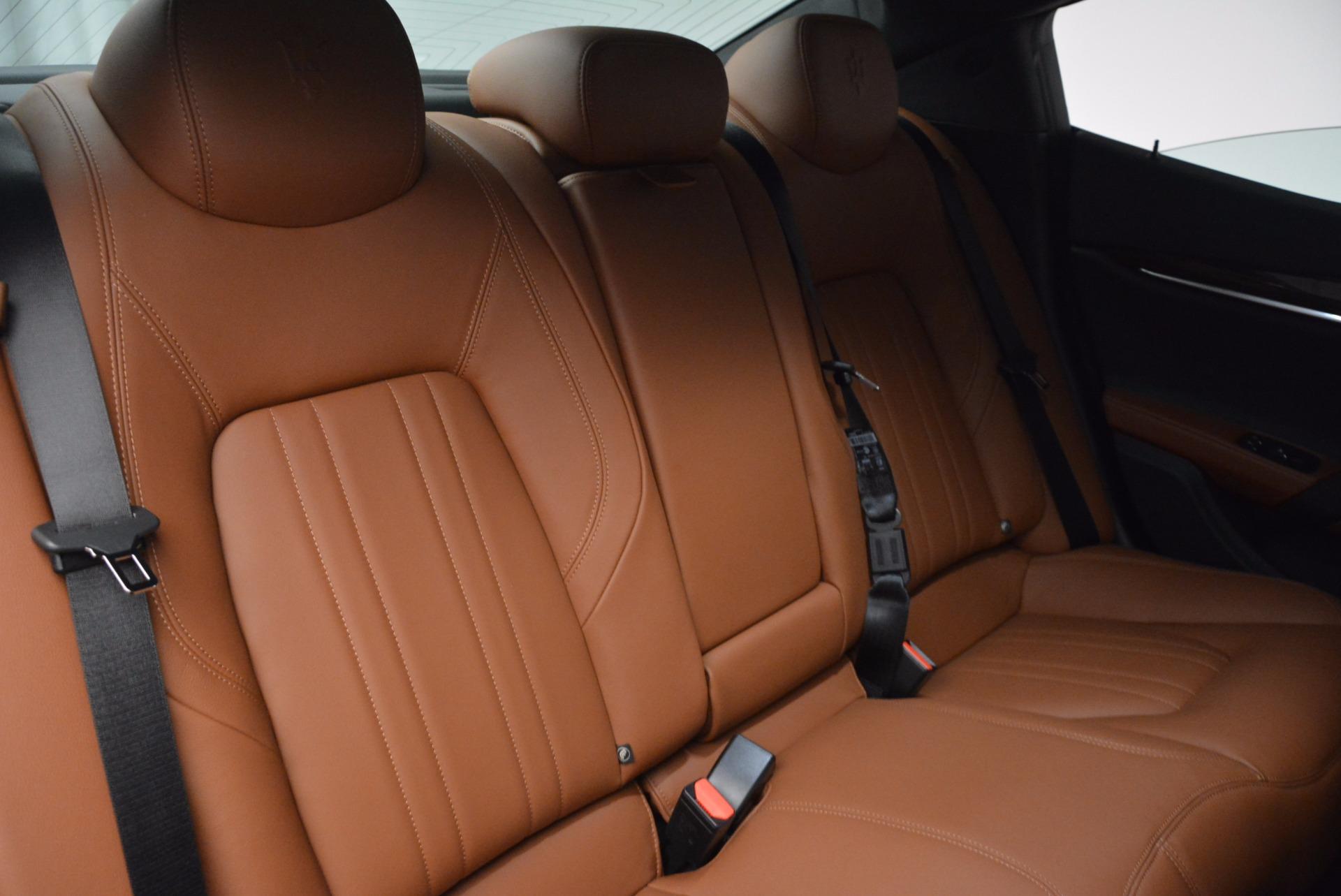 New 2017 Maserati Ghibli S Q4 For Sale In Greenwich, CT. Alfa Romeo of Greenwich, M1854 1119_p25