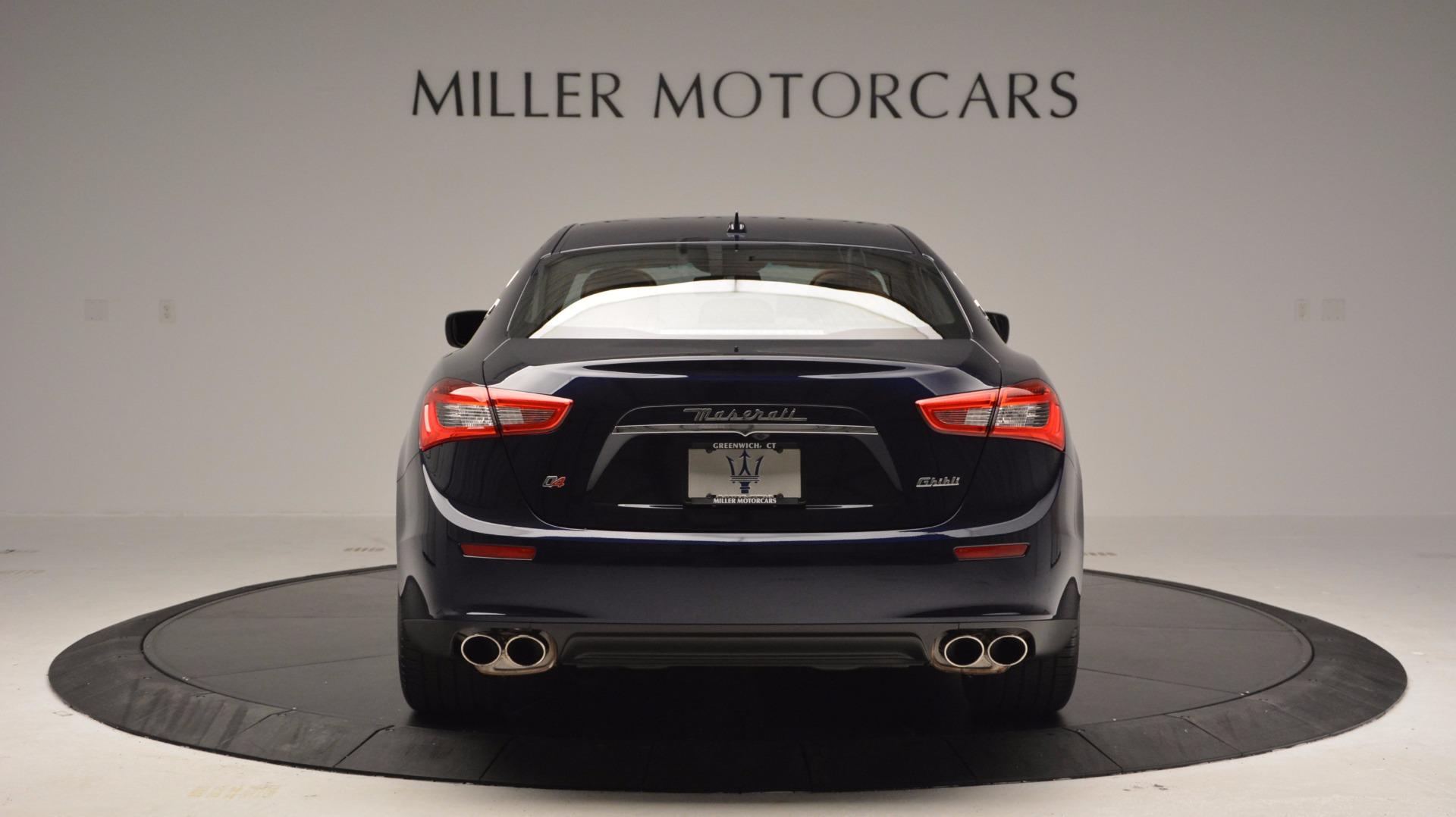 New 2017 Maserati Ghibli S Q4 For Sale In Greenwich, CT. Alfa Romeo of Greenwich, M1854 1119_p6