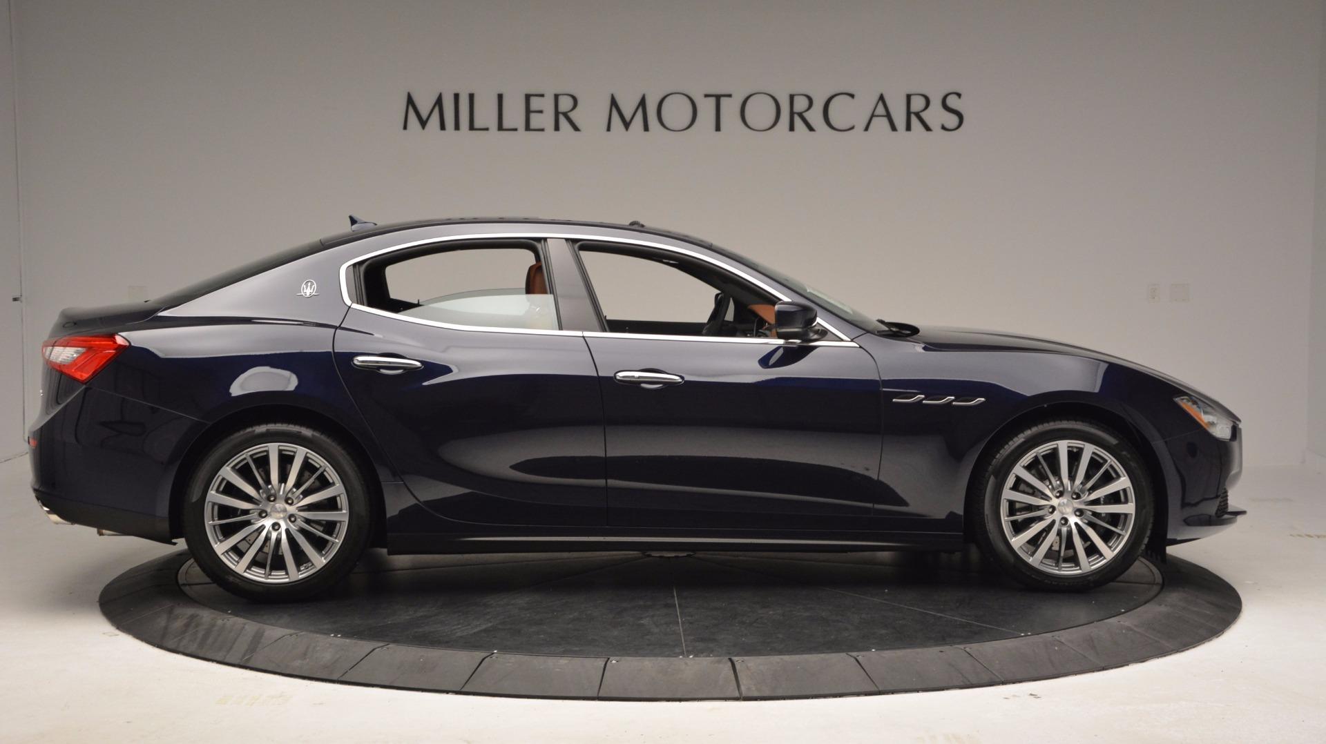 New 2017 Maserati Ghibli S Q4 For Sale In Greenwich, CT. Alfa Romeo of Greenwich, M1854 1119_p9