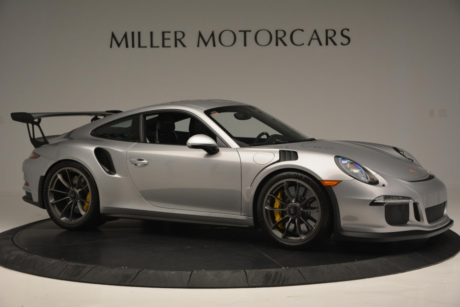 Used 2016 Porsche 911 GT3 RS For Sale In Greenwich, CT. Alfa Romeo of Greenwich, 7025C 112_p10