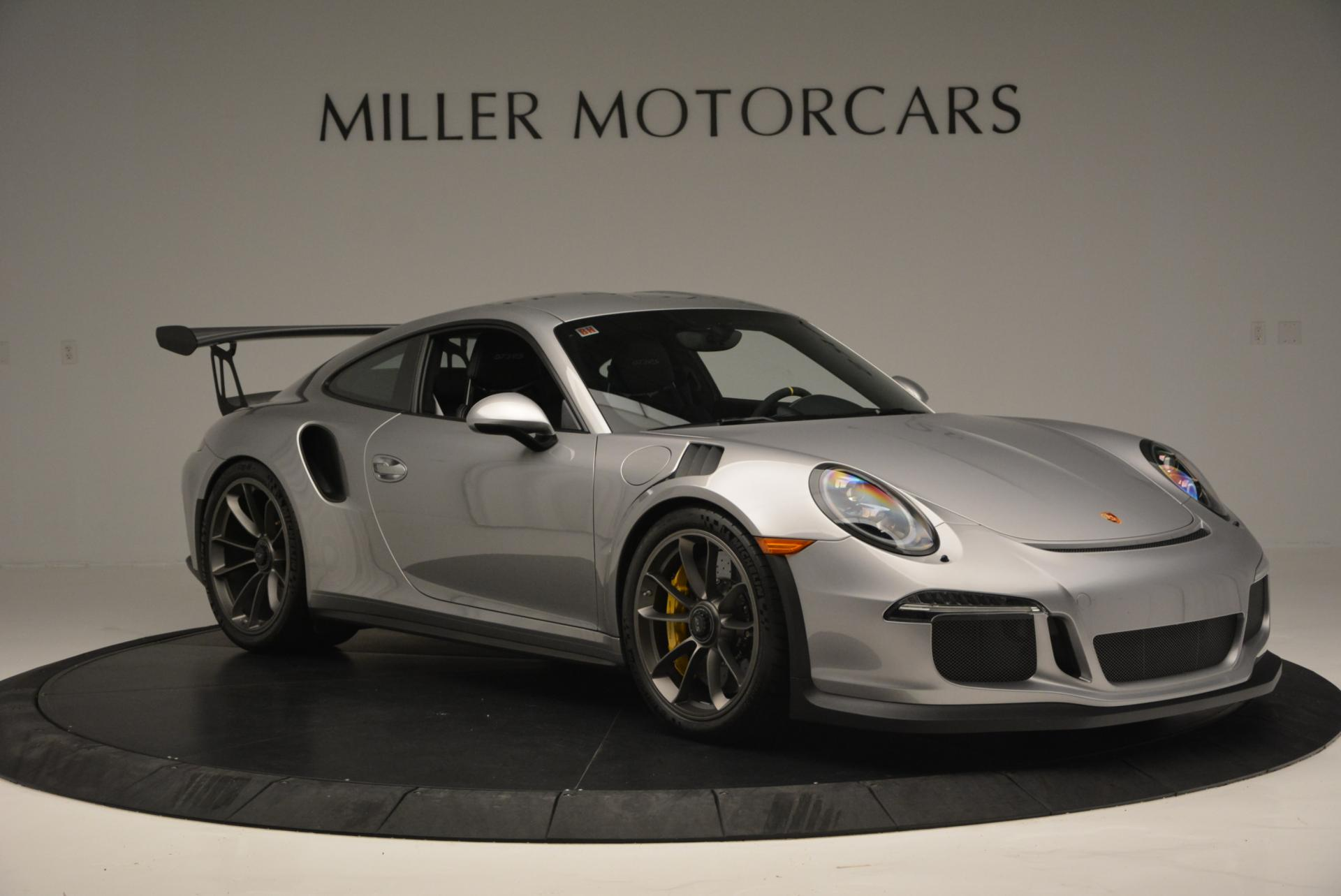 Used 2016 Porsche 911 GT3 RS For Sale In Greenwich, CT. Alfa Romeo of Greenwich, 7025C 112_p11