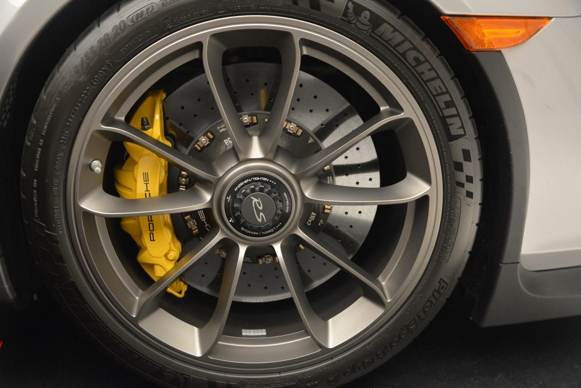 Used 2016 Porsche 911 GT3 RS For Sale In Greenwich, CT. Alfa Romeo of Greenwich, 7025C 112_p22