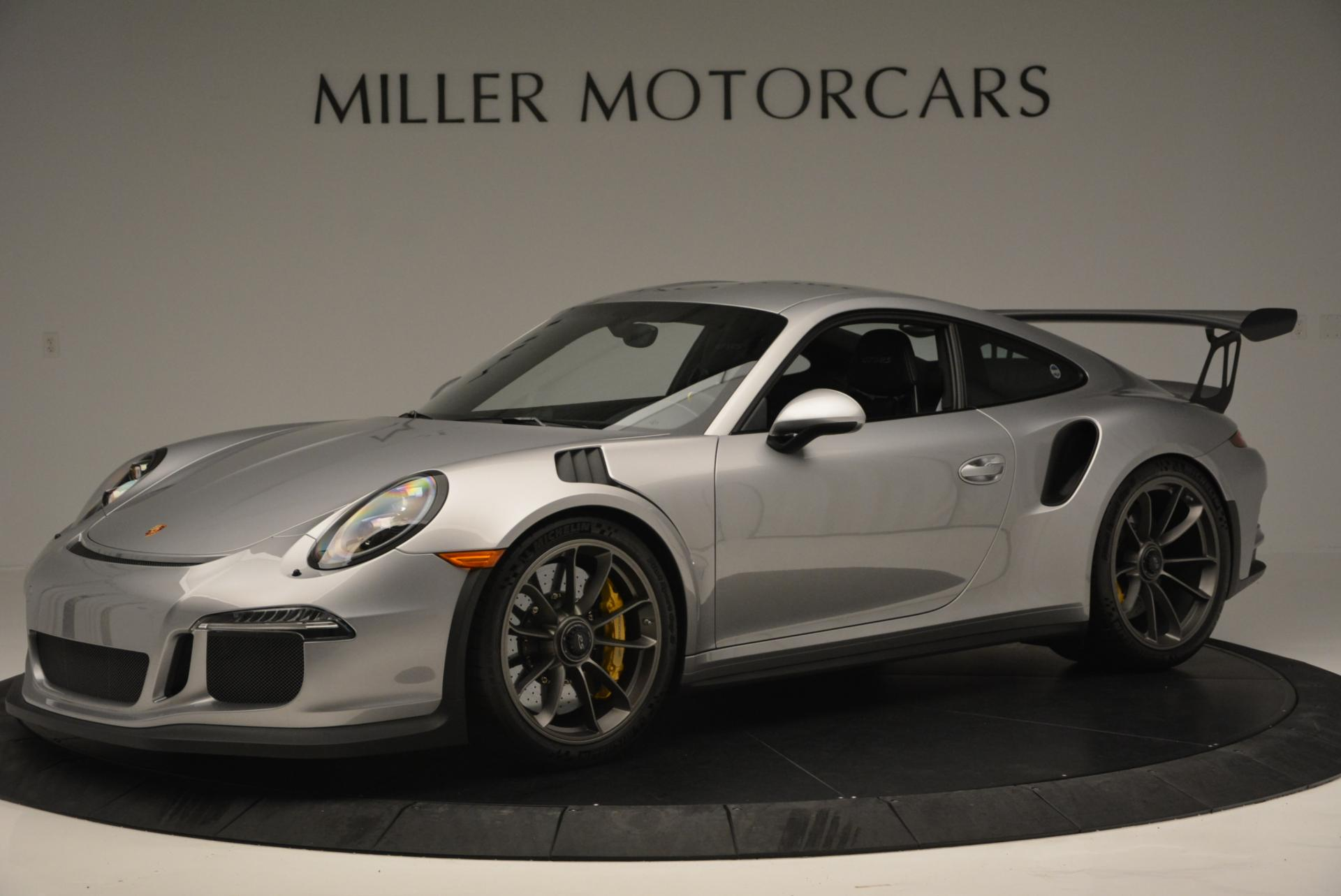 Used 2016 Porsche 911 GT3 RS For Sale In Greenwich, CT. Alfa Romeo of Greenwich, 7025C 112_p2