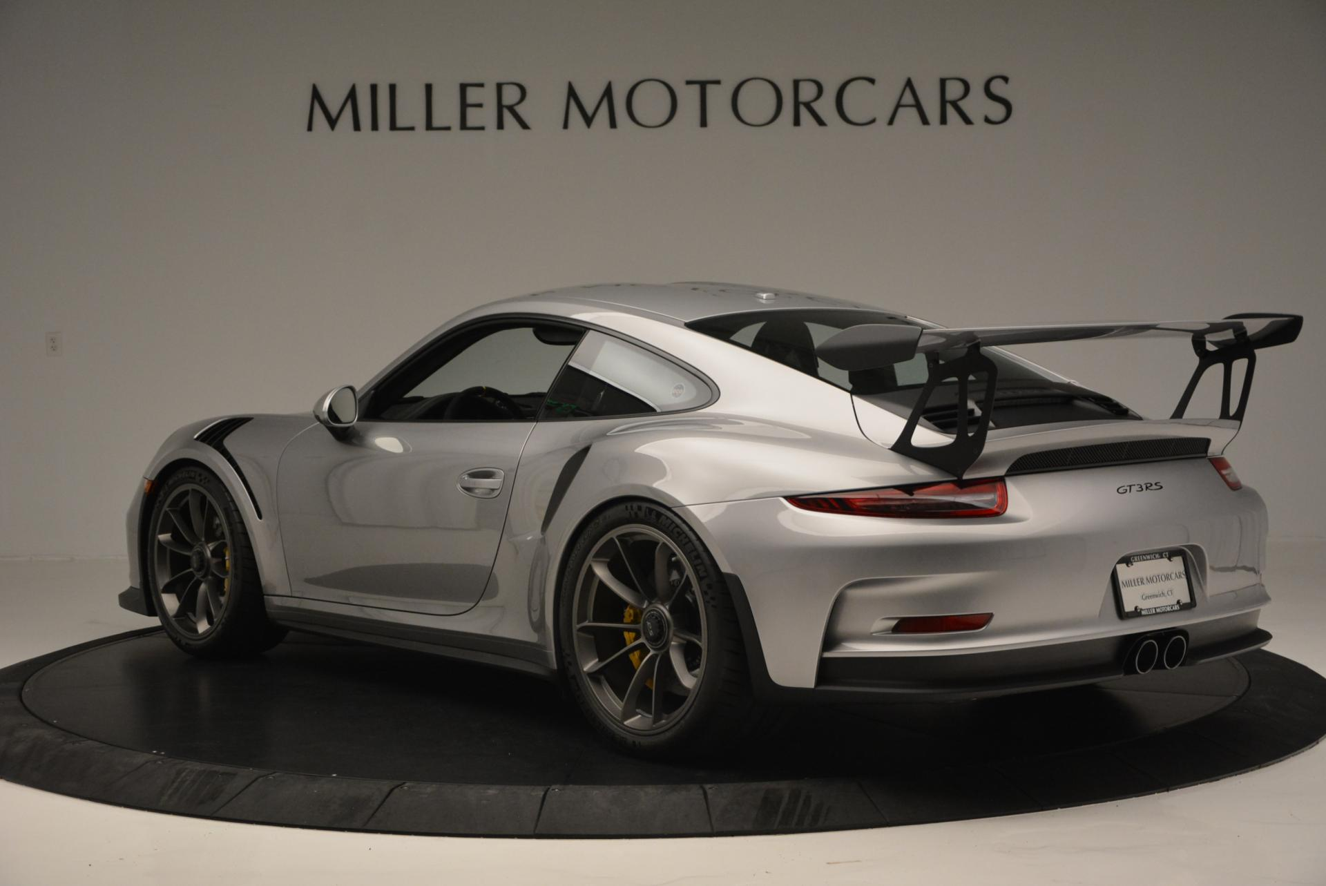 Used 2016 Porsche 911 GT3 RS For Sale In Greenwich, CT. Alfa Romeo of Greenwich, 7025C 112_p3