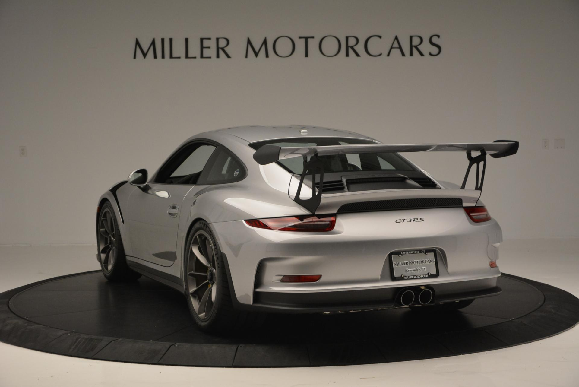 Used 2016 Porsche 911 GT3 RS For Sale In Greenwich, CT. Alfa Romeo of Greenwich, 7025C 112_p4