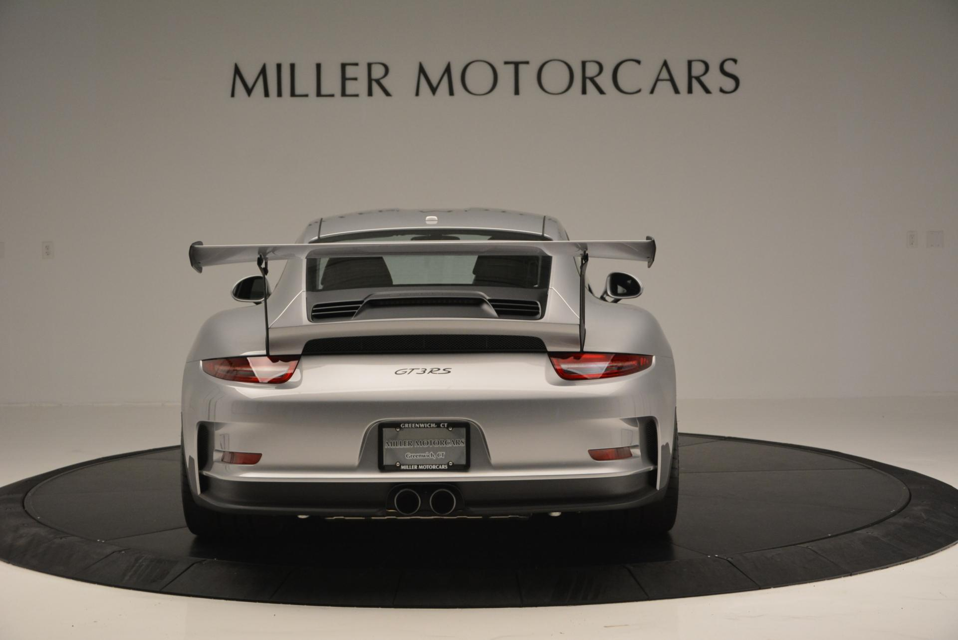 Used 2016 Porsche 911 GT3 RS For Sale In Greenwich, CT. Alfa Romeo of Greenwich, 7025C 112_p6