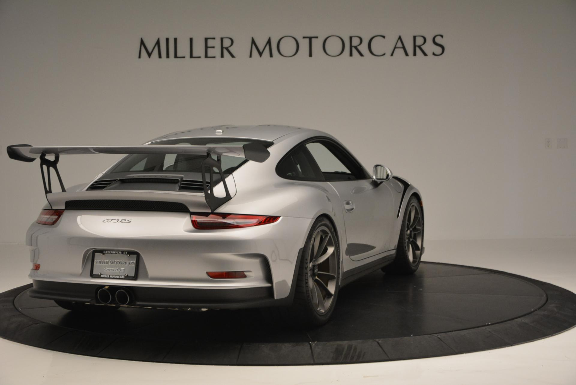 Used 2016 Porsche 911 GT3 RS For Sale In Greenwich, CT. Alfa Romeo of Greenwich, 7025C 112_p7