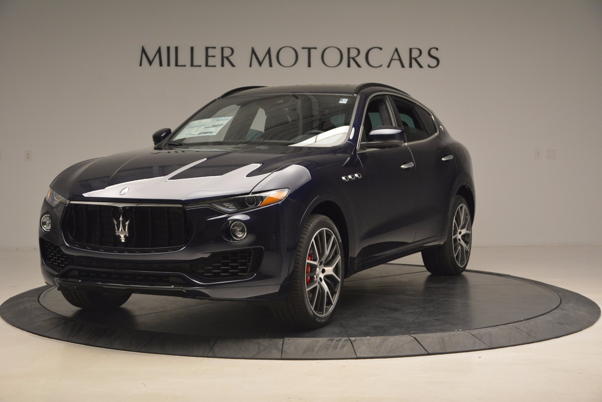 New 2017 Maserati Levante S Q4 For Sale In Greenwich, CT. Alfa Romeo of Greenwich, M1853