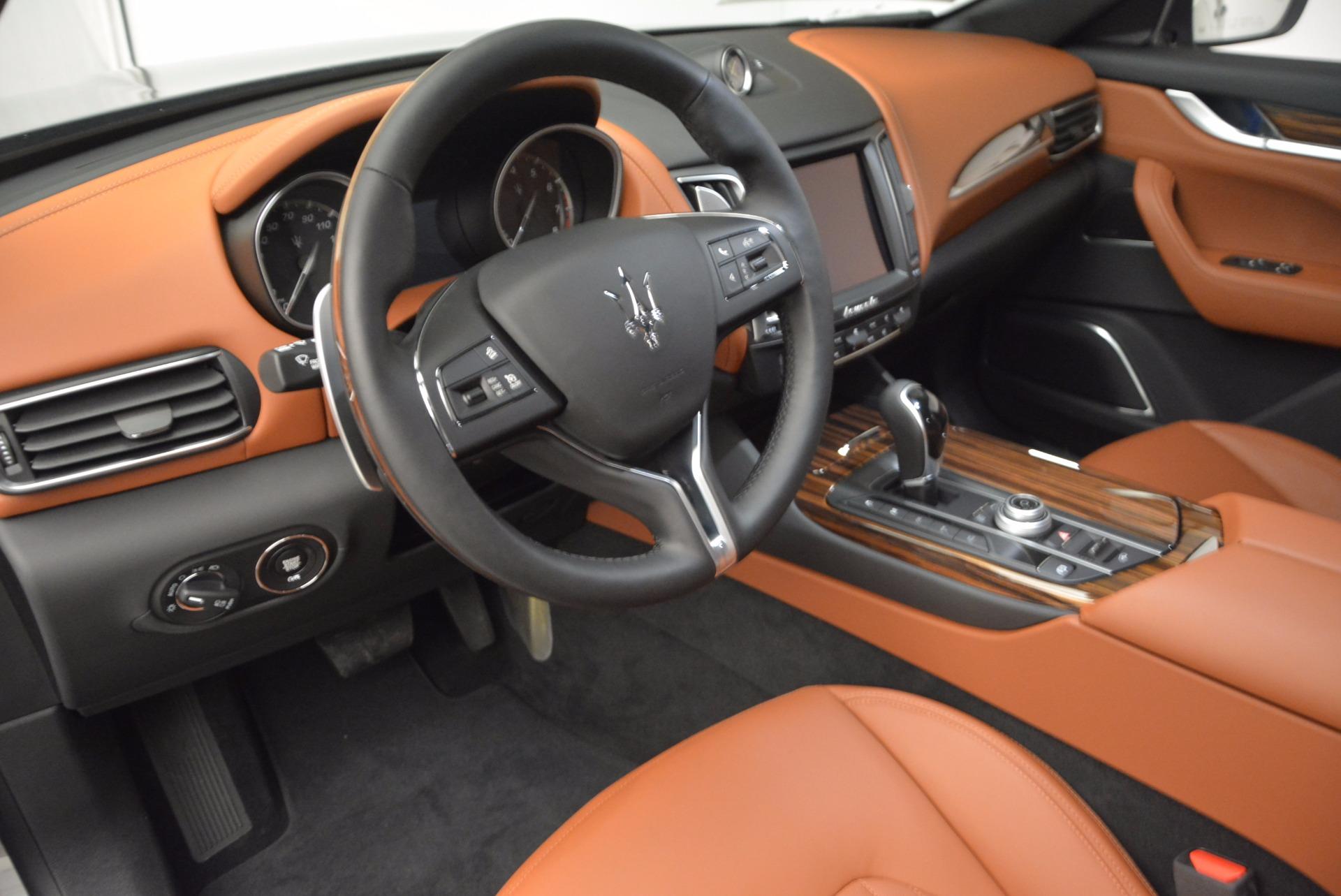 New 2017 Maserati Levante  For Sale In Greenwich, CT. Alfa Romeo of Greenwich, W443 1122_p14