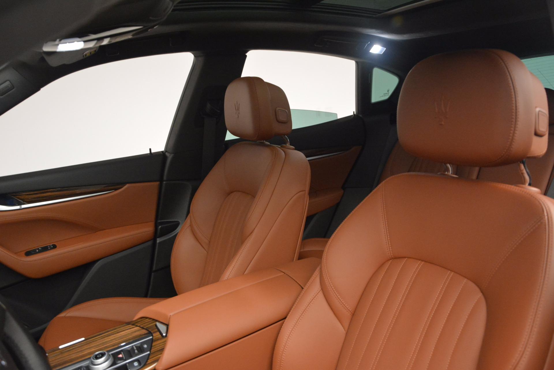New 2017 Maserati Levante  For Sale In Greenwich, CT. Alfa Romeo of Greenwich, W443 1122_p16