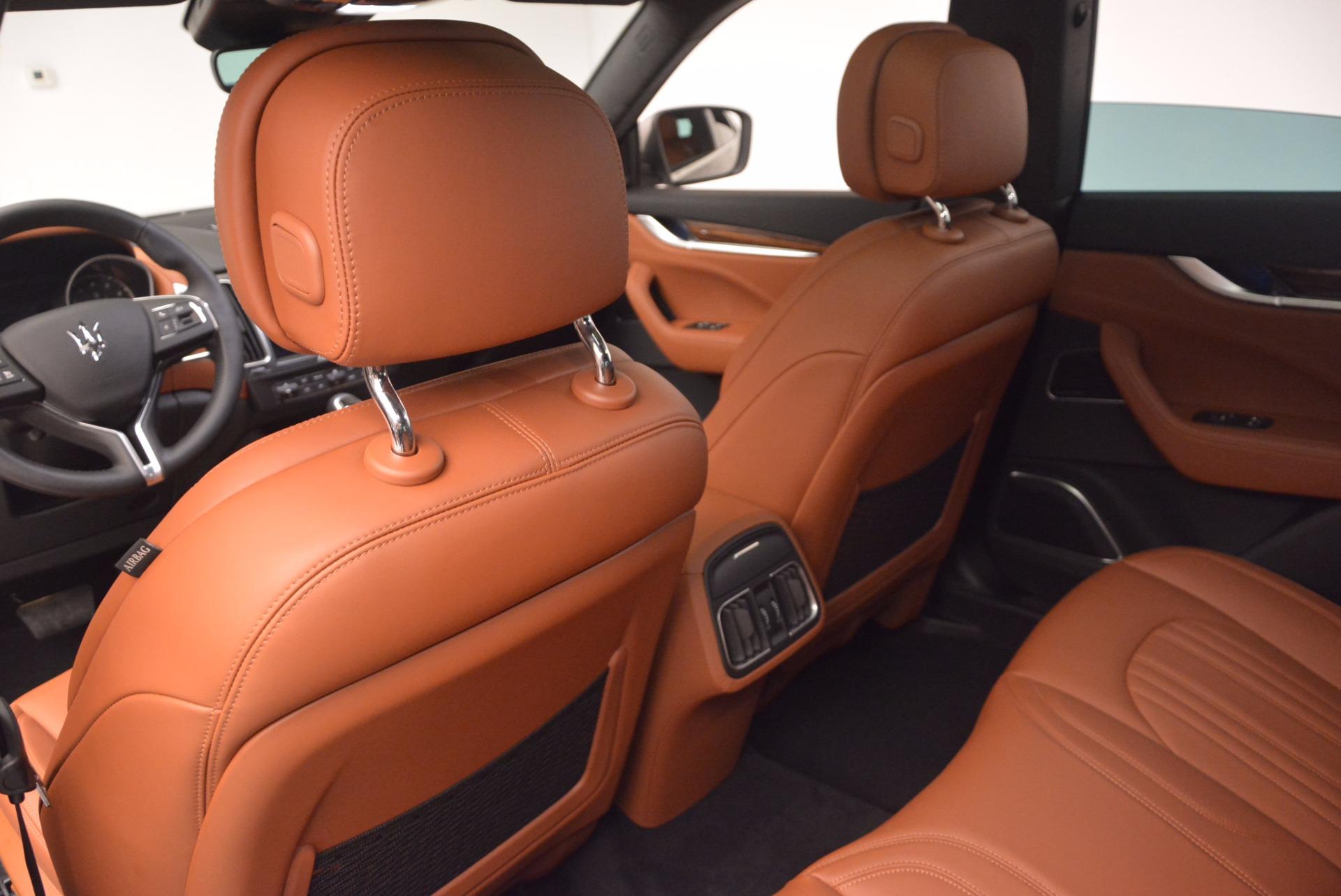 New 2017 Maserati Levante  For Sale In Greenwich, CT. Alfa Romeo of Greenwich, W443 1122_p20