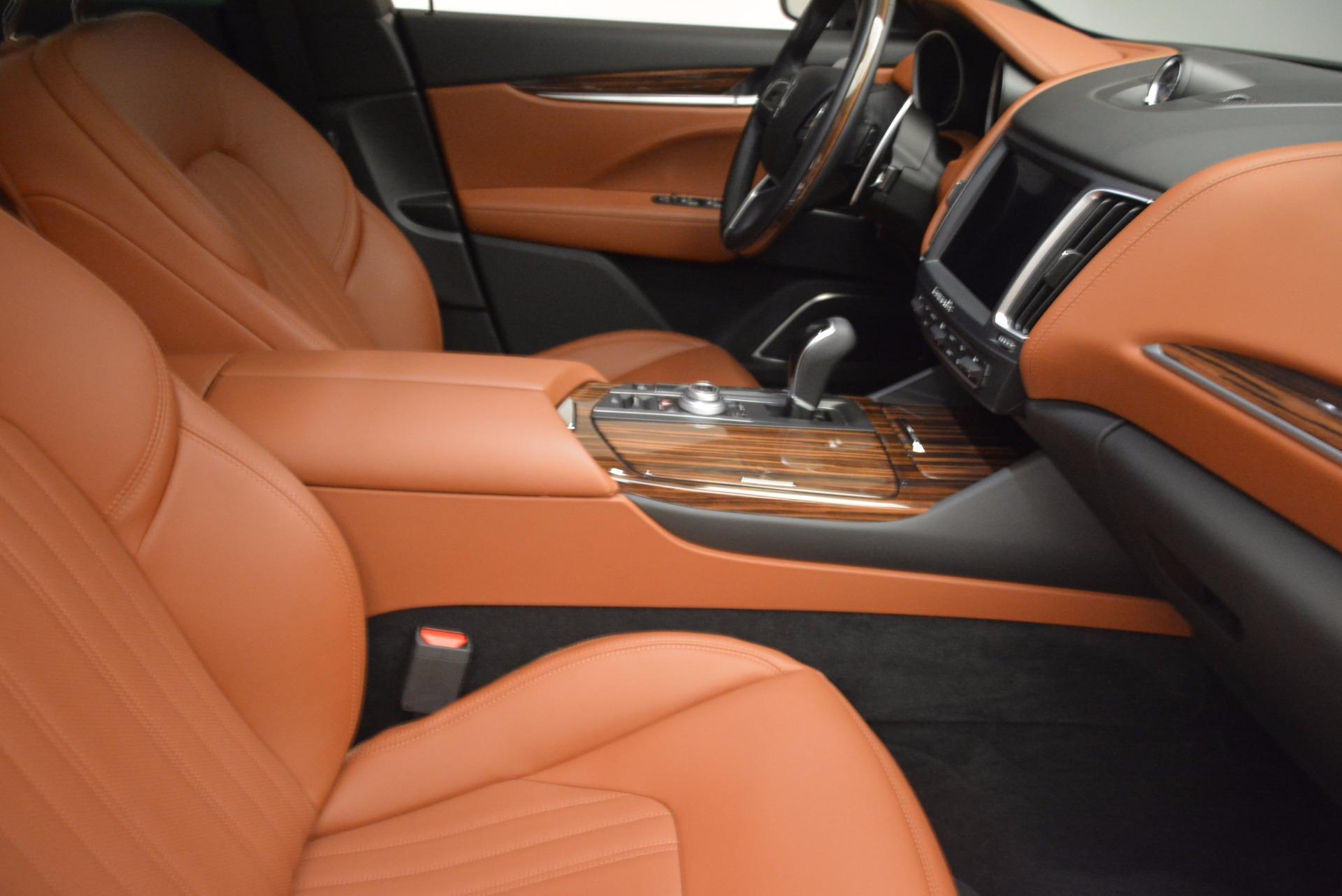 New 2017 Maserati Levante  For Sale In Greenwich, CT. Alfa Romeo of Greenwich, W443 1122_p22