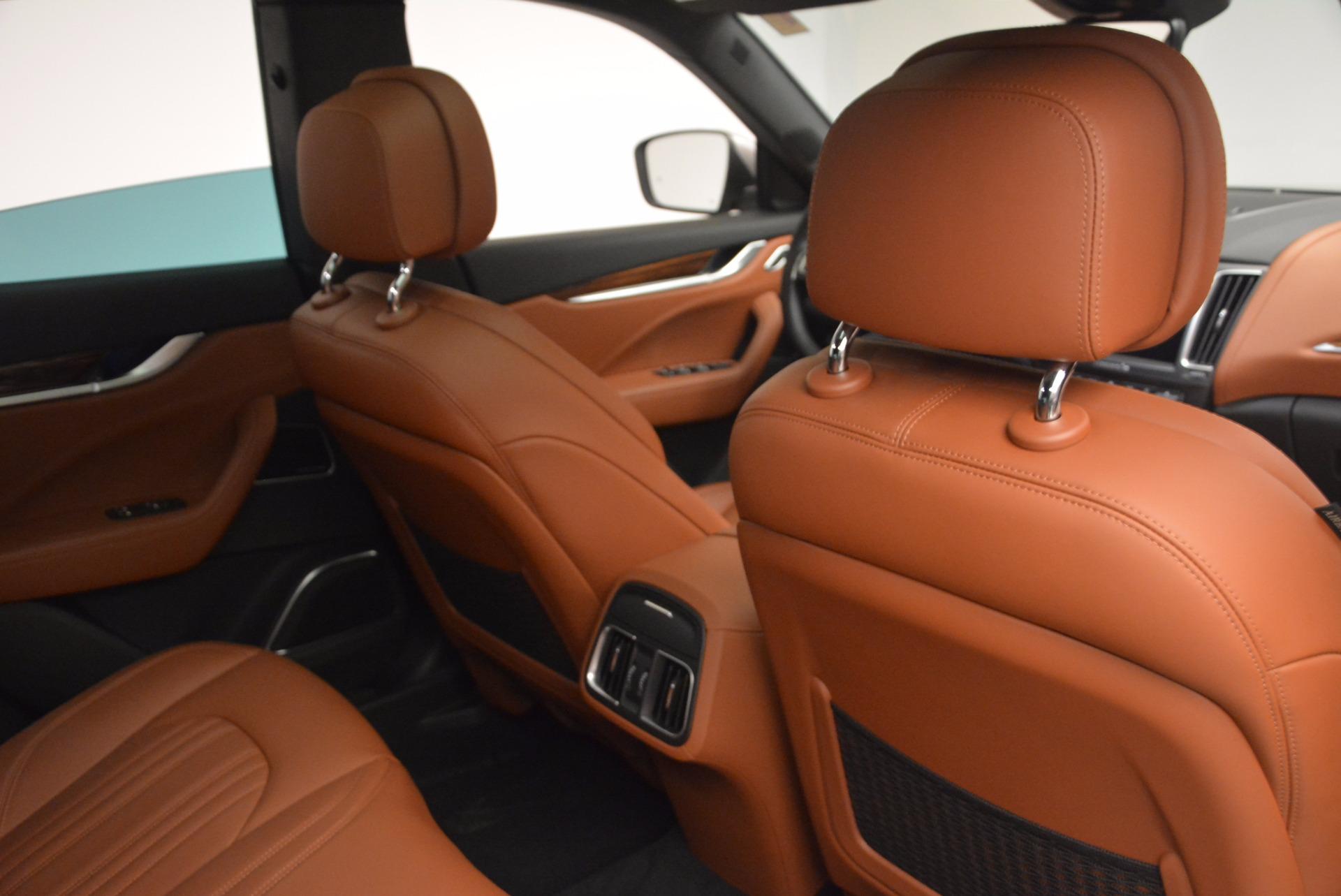New 2017 Maserati Levante  For Sale In Greenwich, CT. Alfa Romeo of Greenwich, W443 1122_p26