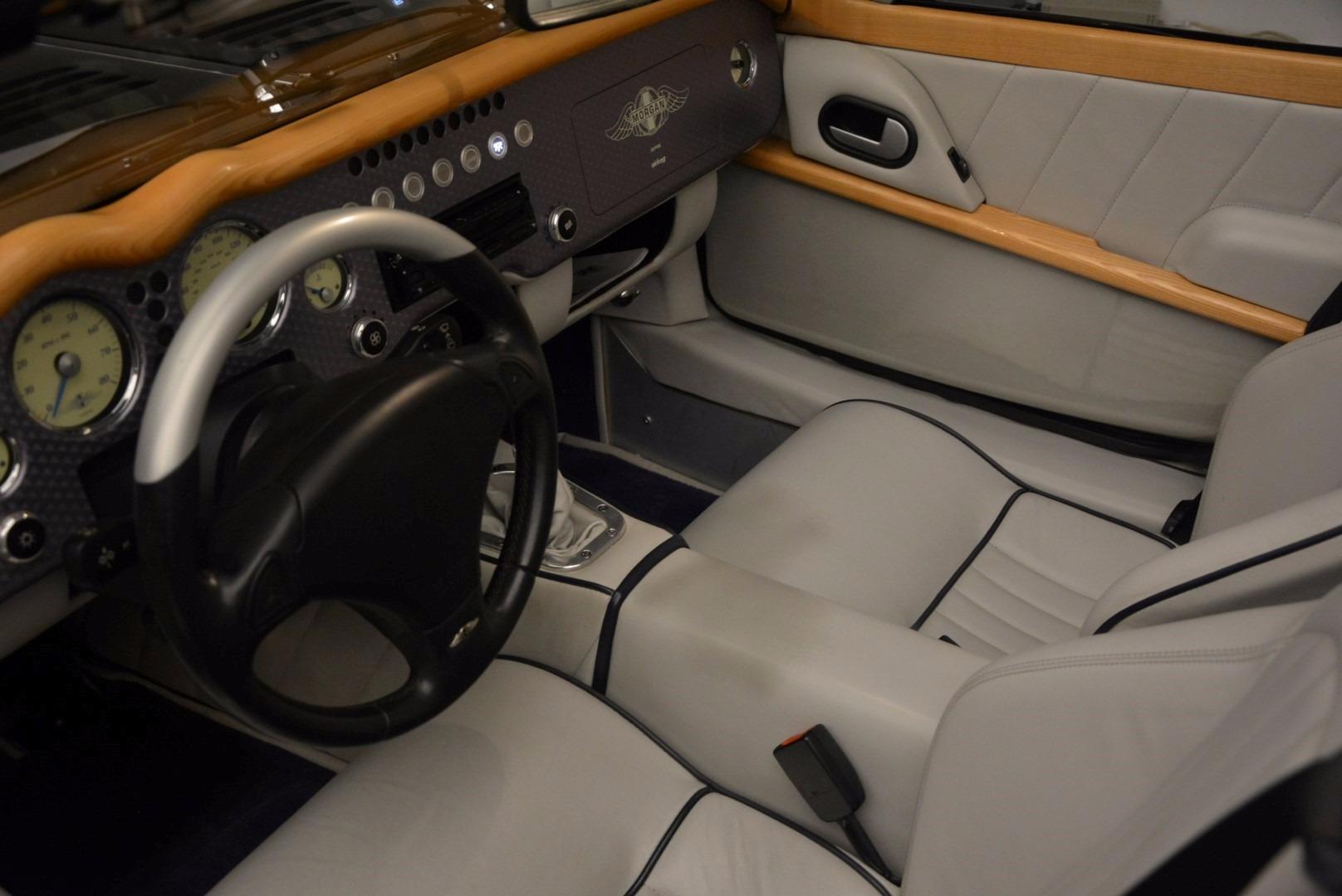 Used 2007 Morgan Aero 8  For Sale In Greenwich, CT. Alfa Romeo of Greenwich, 7192 1124_p15