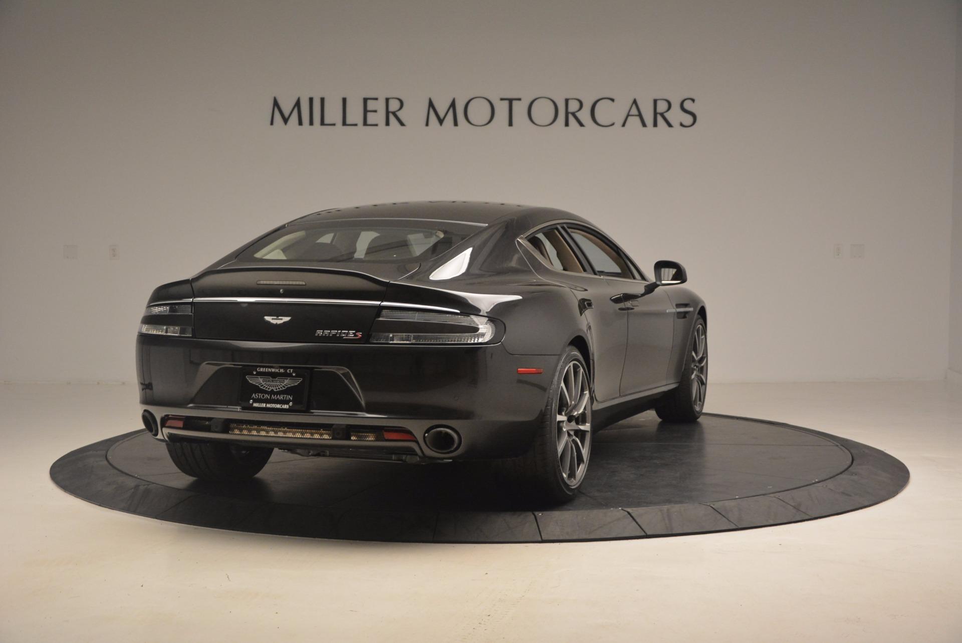 New 2017 Aston Martin Rapide S  For Sale In Greenwich, CT. Alfa Romeo of Greenwich, A1209 1125_p7