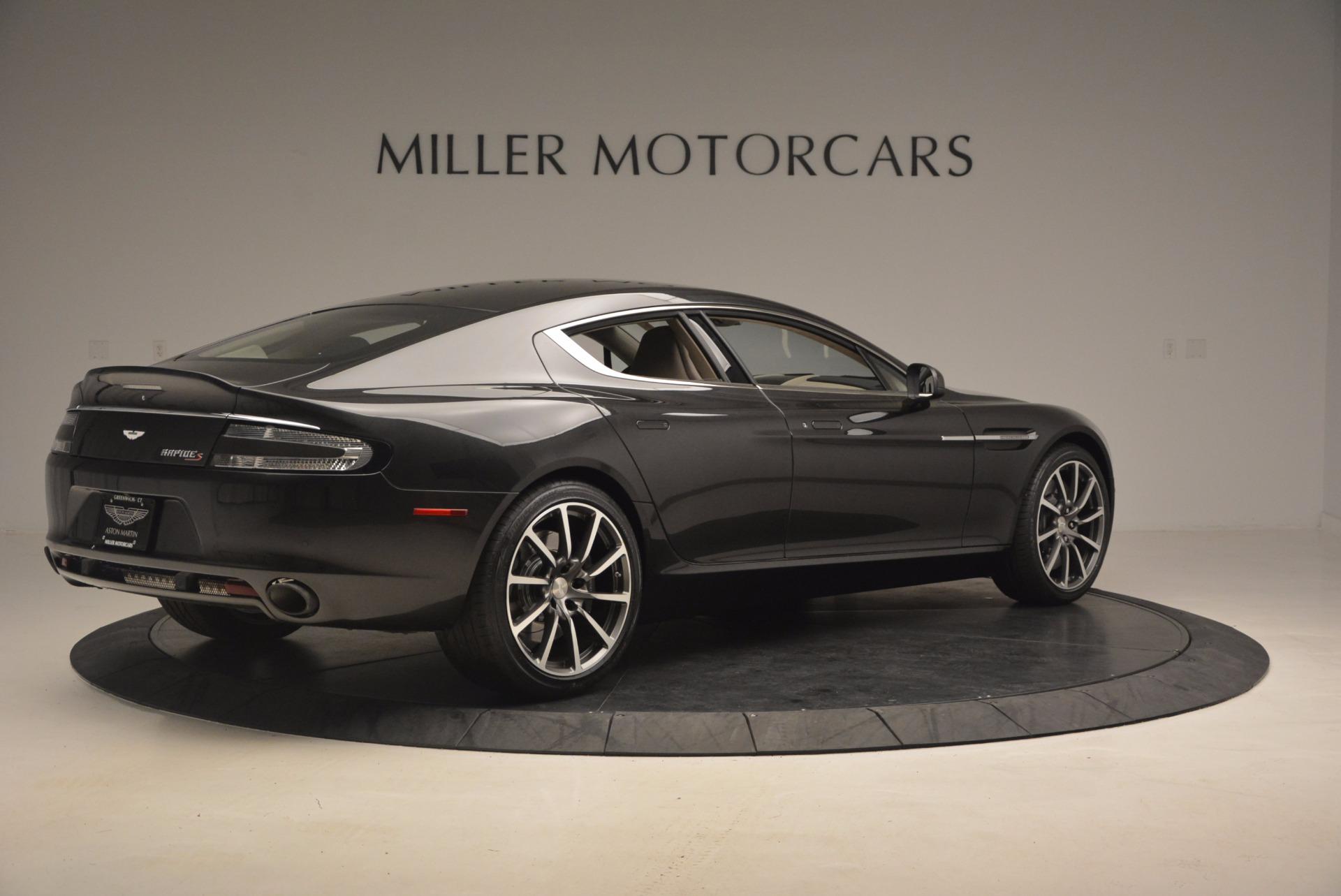 New 2017 Aston Martin Rapide S  For Sale In Greenwich, CT. Alfa Romeo of Greenwich, A1209 1125_p8