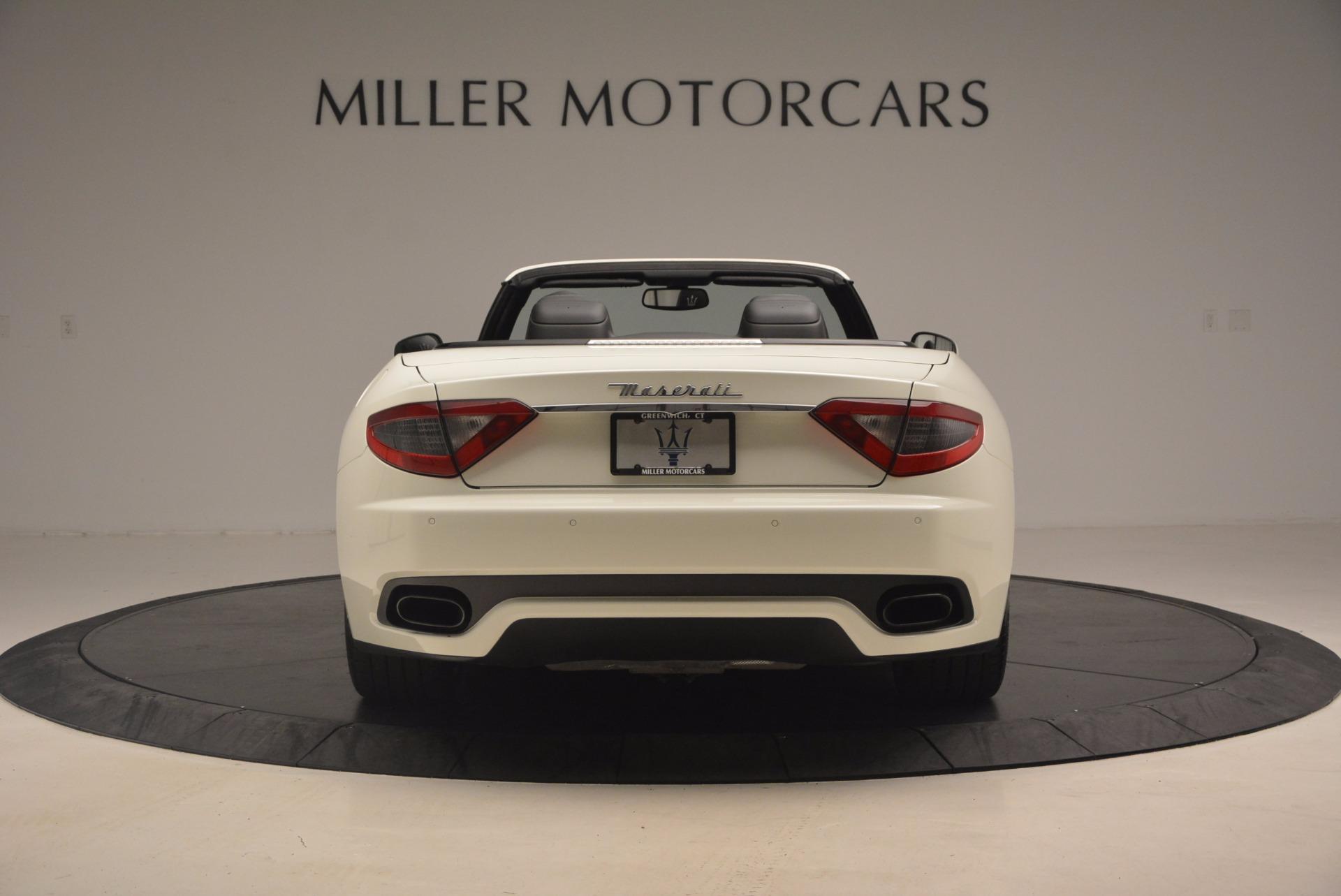 Used 2014 Maserati GranTurismo Sport For Sale In Greenwich, CT. Alfa Romeo of Greenwich, 4374A 1128_p11