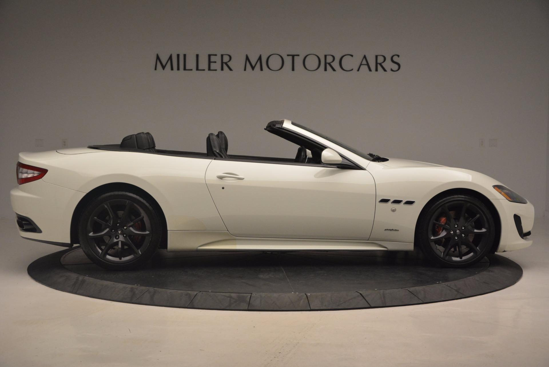 Used 2014 Maserati GranTurismo Sport For Sale In Greenwich, CT. Alfa Romeo of Greenwich, 4374A 1128_p16