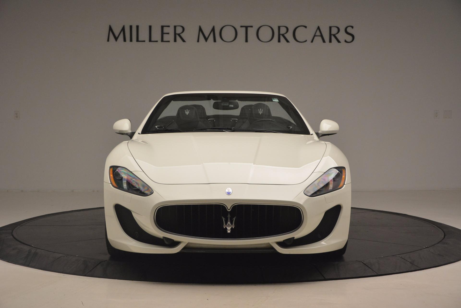 Used 2014 Maserati GranTurismo Sport For Sale In Greenwich, CT. Alfa Romeo of Greenwich, 4374A 1128_p23