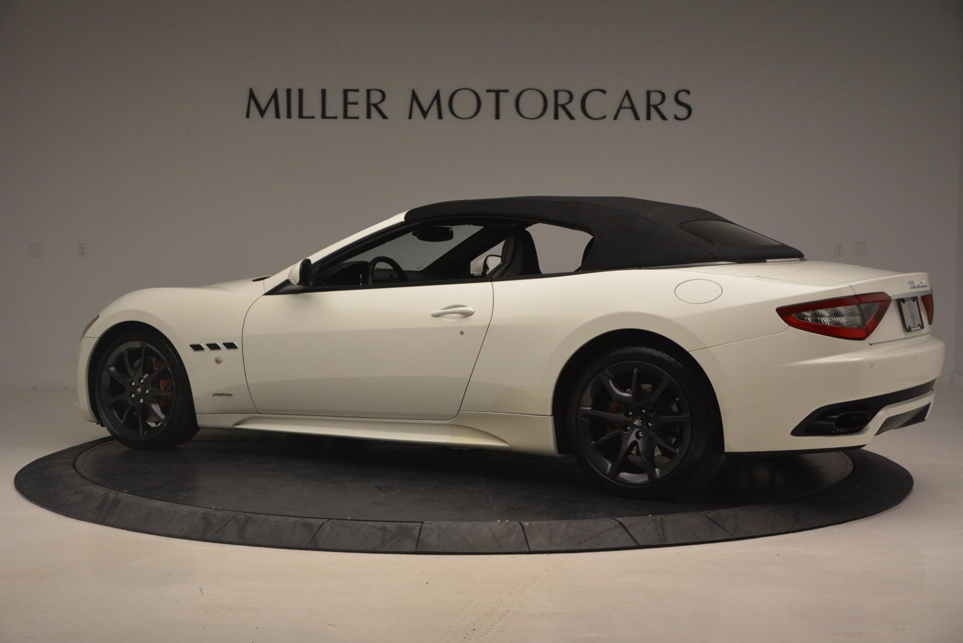 Used 2014 Maserati GranTurismo Sport For Sale In Greenwich, CT. Alfa Romeo of Greenwich, 4374A 1128_p31