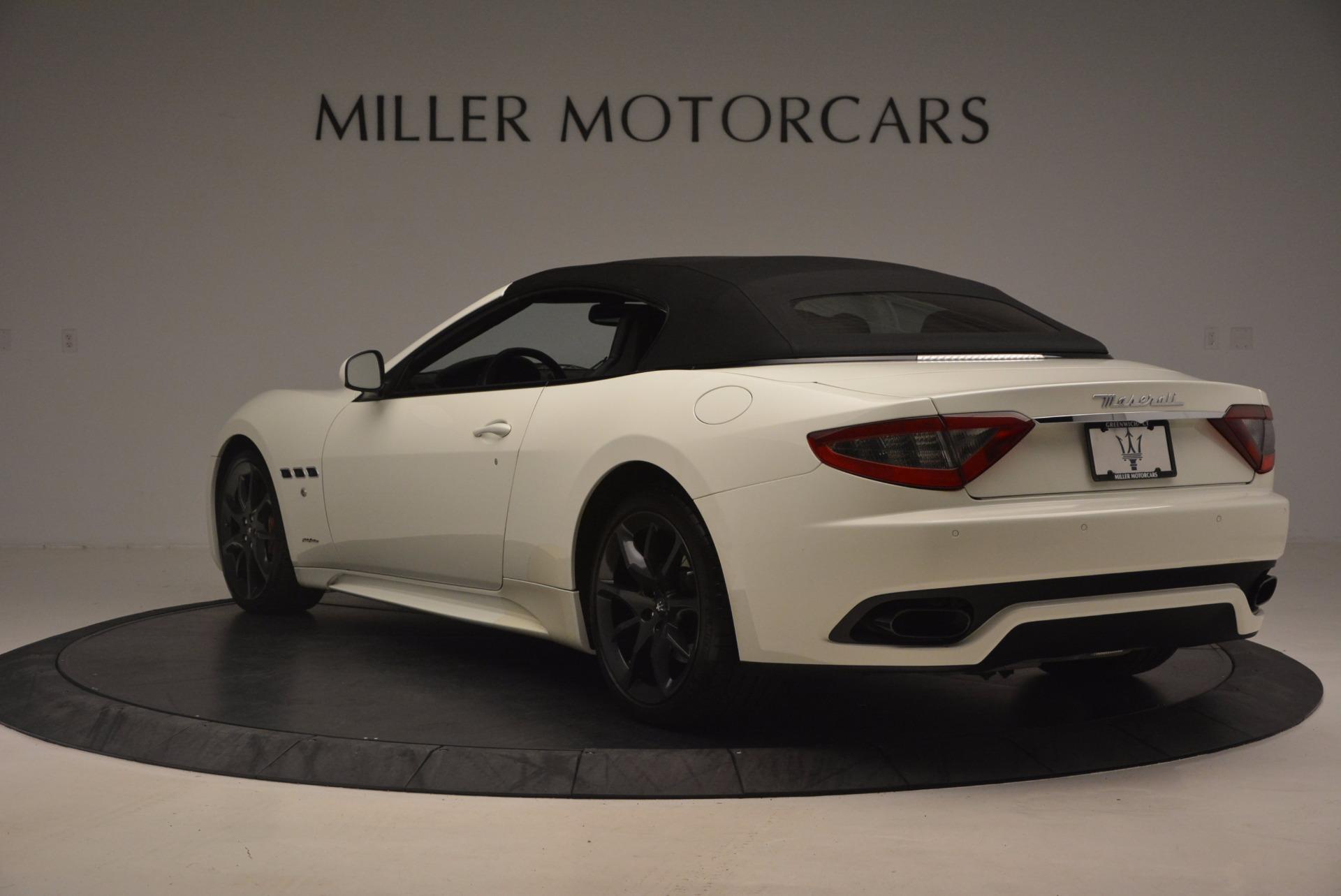 Used 2014 Maserati GranTurismo Sport For Sale In Greenwich, CT. Alfa Romeo of Greenwich, 4374A 1128_p32