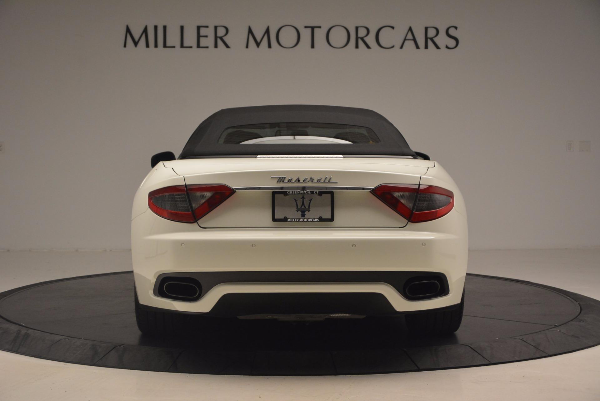 Used 2014 Maserati GranTurismo Sport For Sale In Greenwich, CT. Alfa Romeo of Greenwich, 4374A 1128_p35